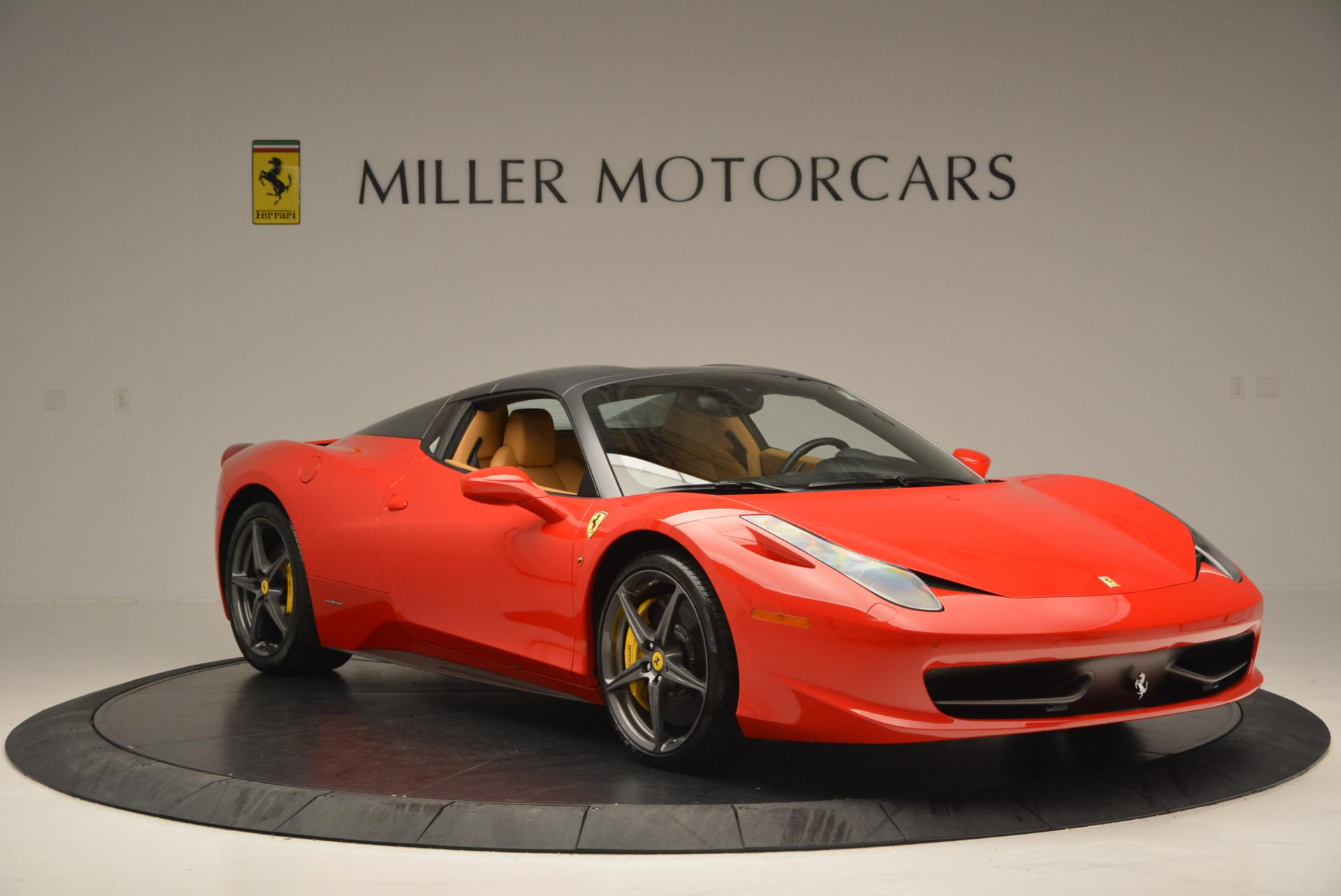 Used 2013 Ferrari 458 Spider  For Sale In Greenwich, CT 537_p23