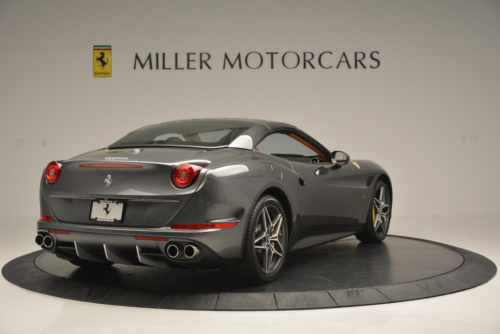 Used 2015 Ferrari California T  For Sale In Greenwich, CT 538_p19