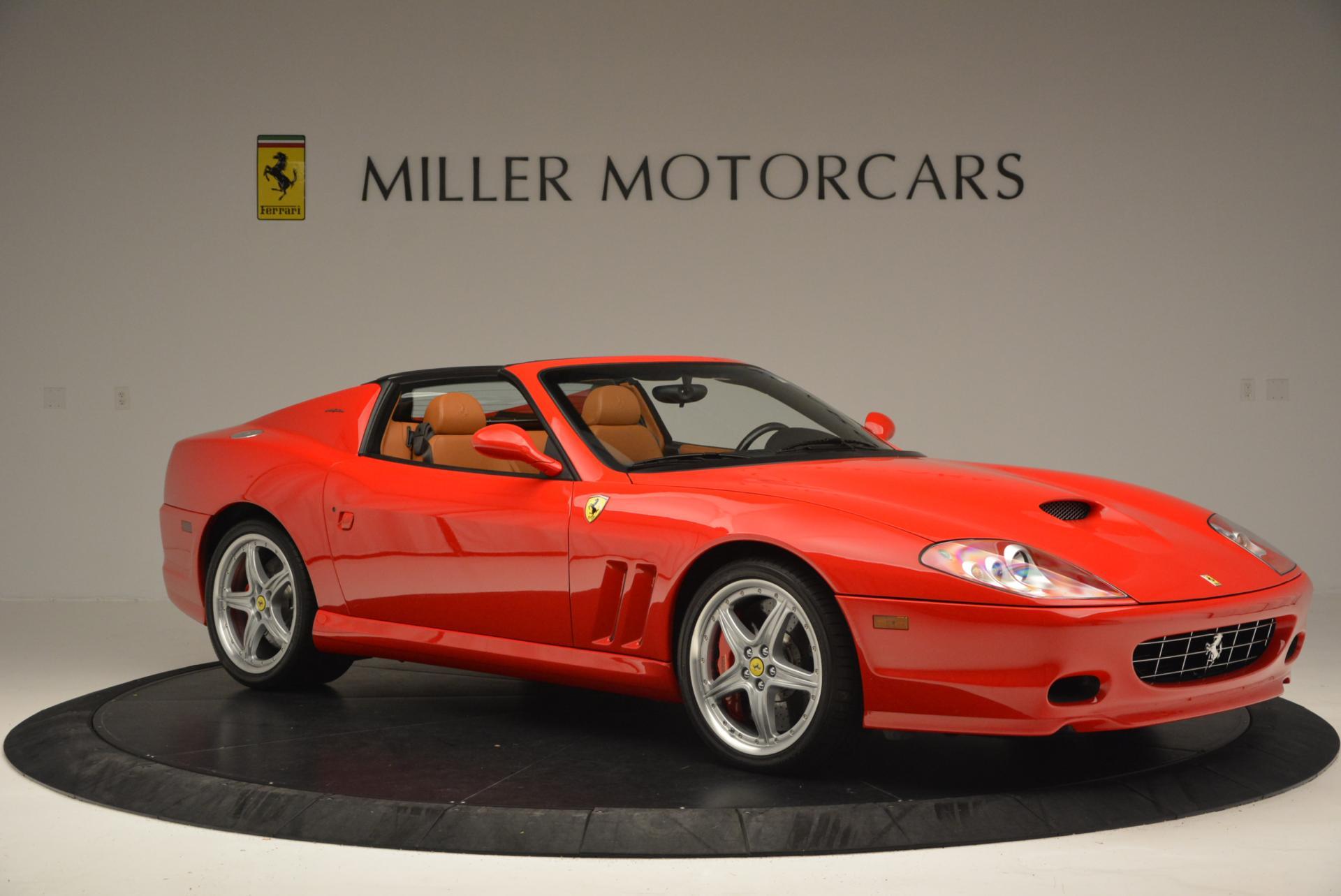 Used 2005 Ferrari Superamerica  For Sale In Greenwich, CT 539_p10