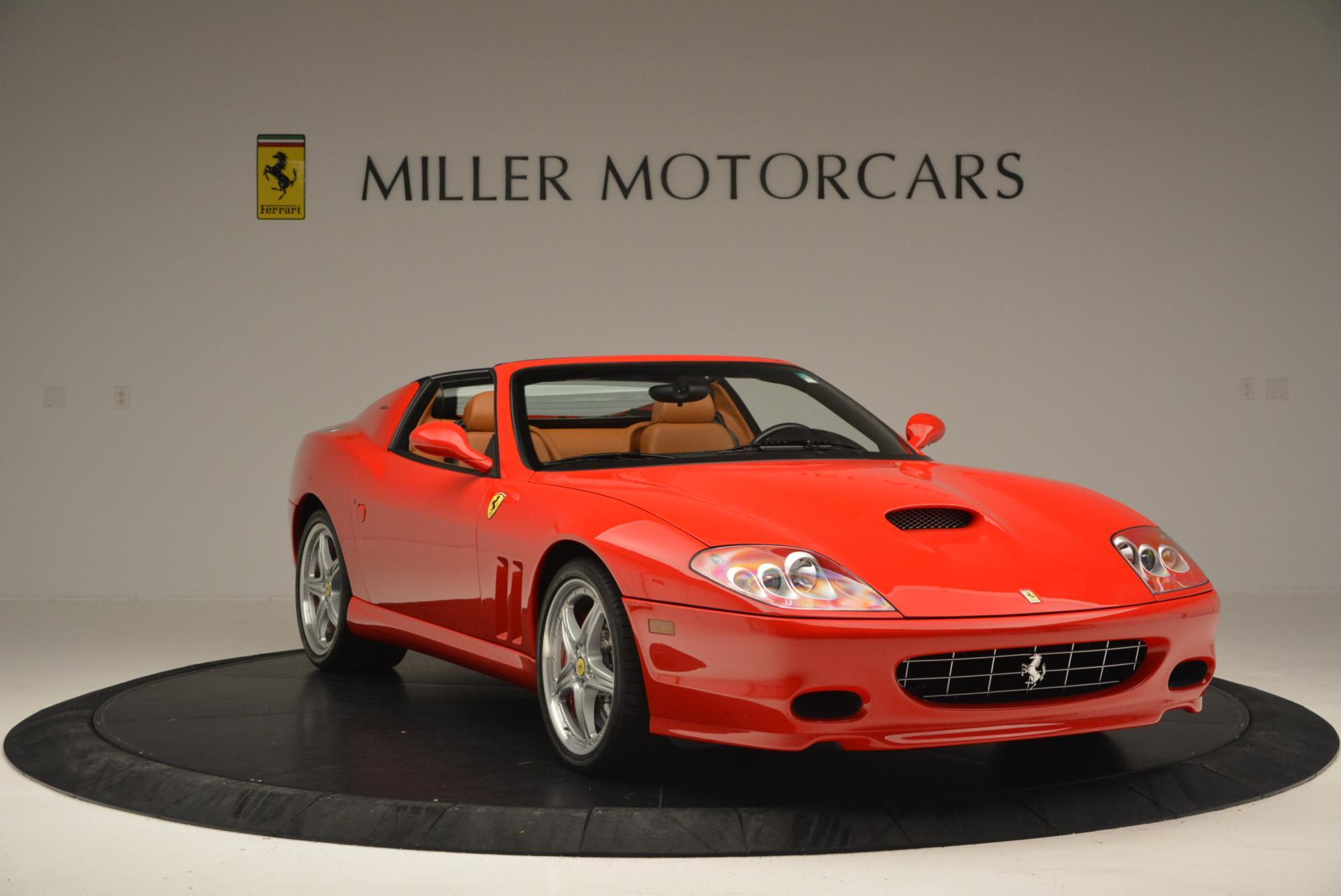 Used 2005 Ferrari Superamerica  For Sale In Greenwich, CT 539_p11