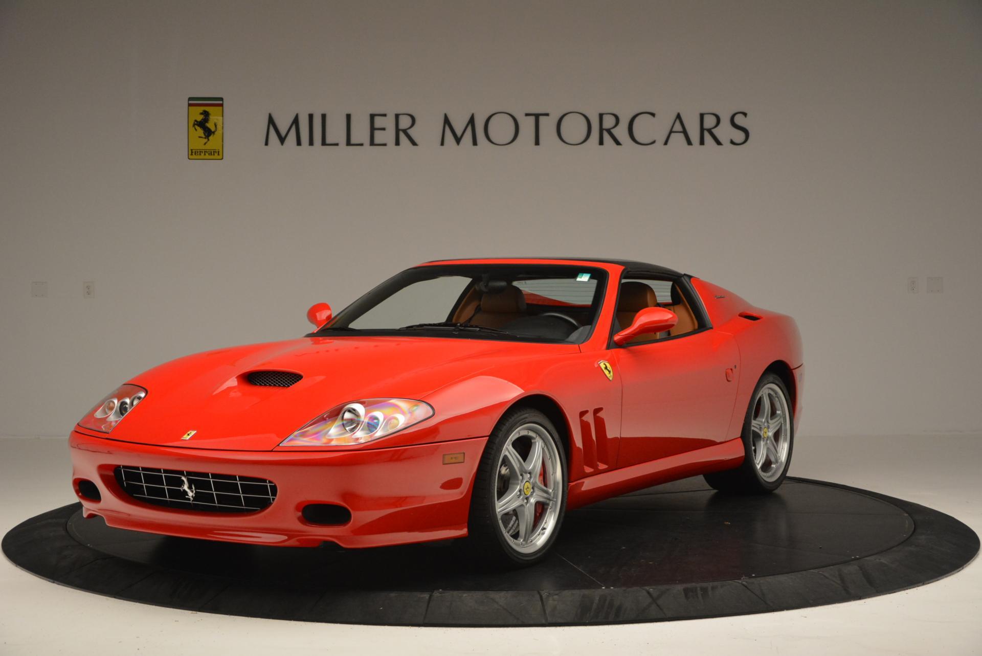 Used 2005 Ferrari Superamerica  For Sale In Greenwich, CT 539_p13