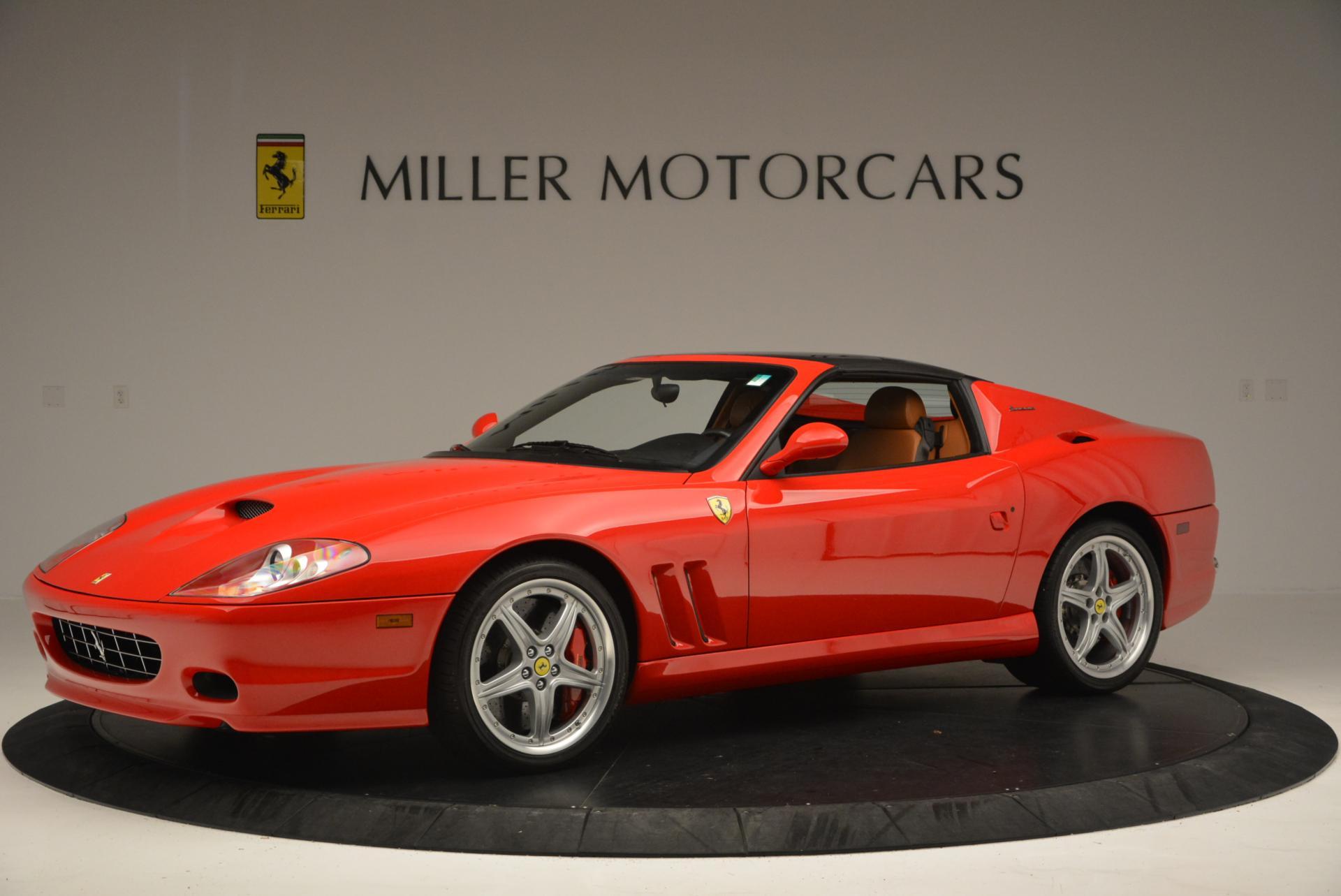 Used 2005 Ferrari Superamerica  For Sale In Greenwich, CT 539_p14