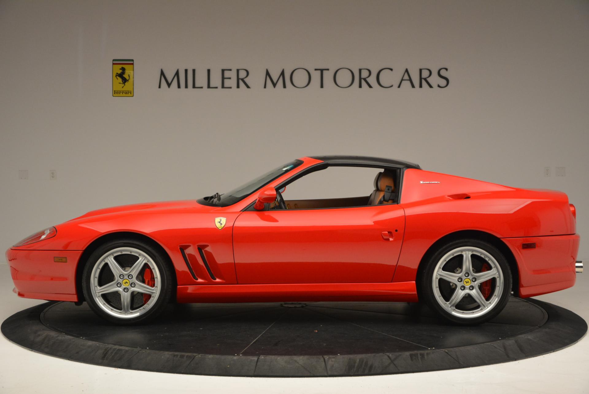 Used 2005 Ferrari Superamerica  For Sale In Greenwich, CT 539_p15
