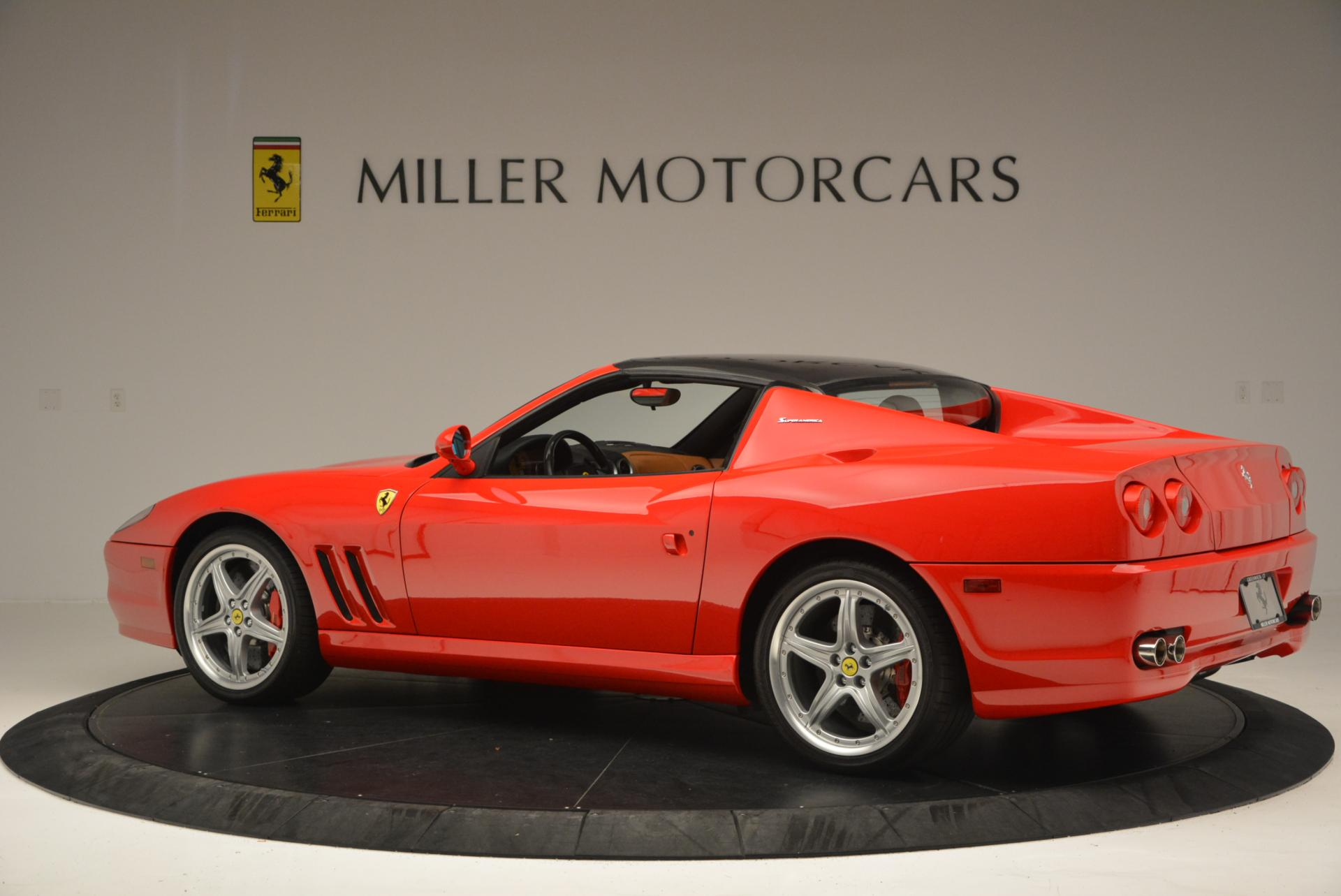 Used 2005 Ferrari Superamerica  For Sale In Greenwich, CT 539_p16
