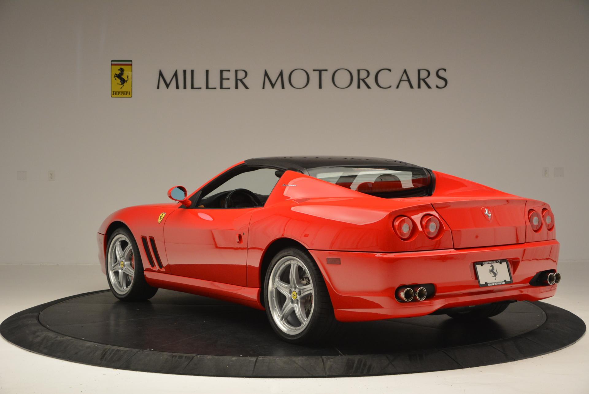 Used 2005 Ferrari Superamerica  For Sale In Greenwich, CT 539_p17