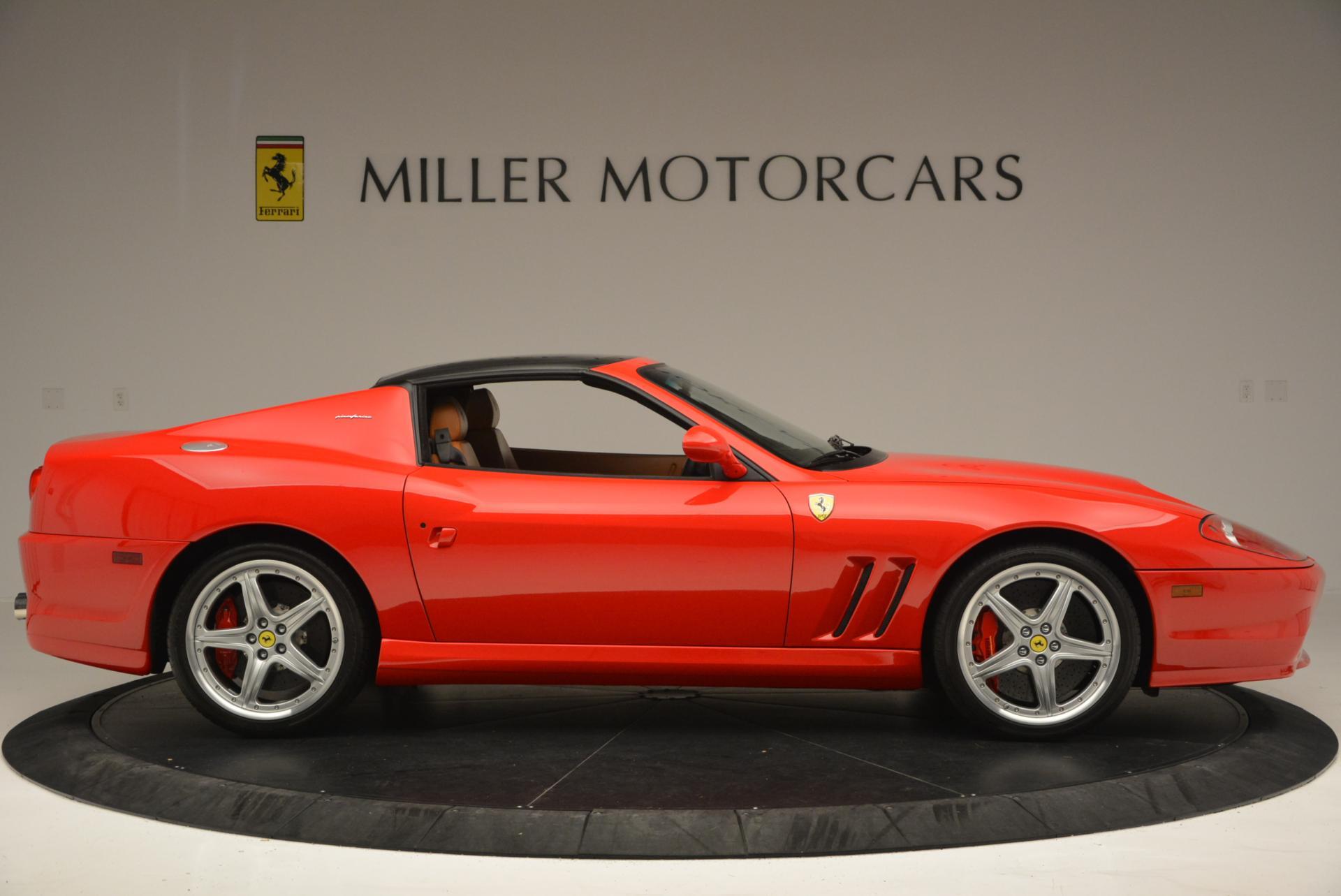 Used 2005 Ferrari Superamerica  For Sale In Greenwich, CT 539_p21