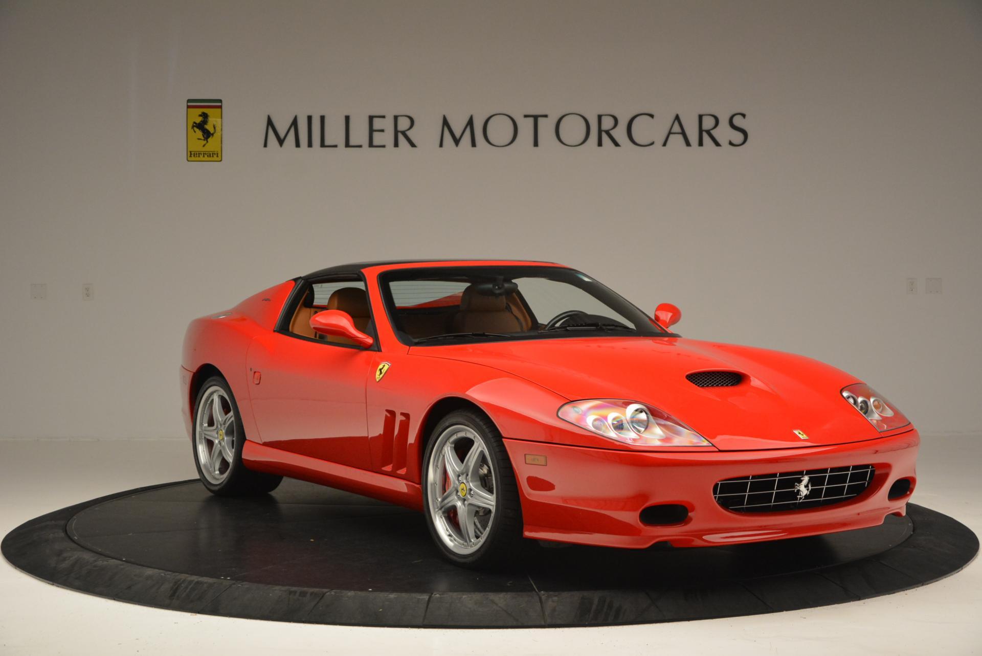 Used 2005 Ferrari Superamerica  For Sale In Greenwich, CT 539_p23