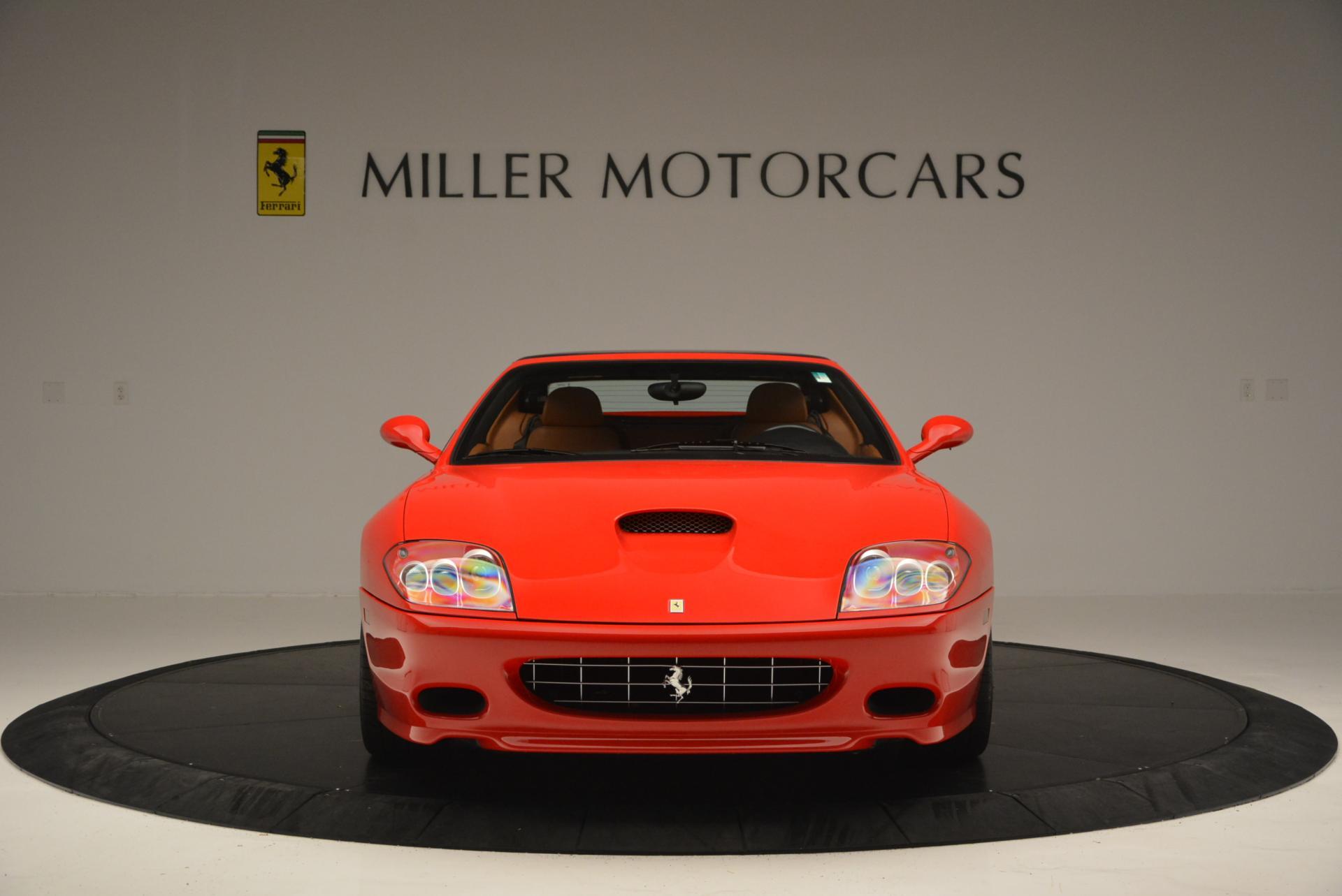 Used 2005 Ferrari Superamerica  For Sale In Greenwich, CT 539_p24