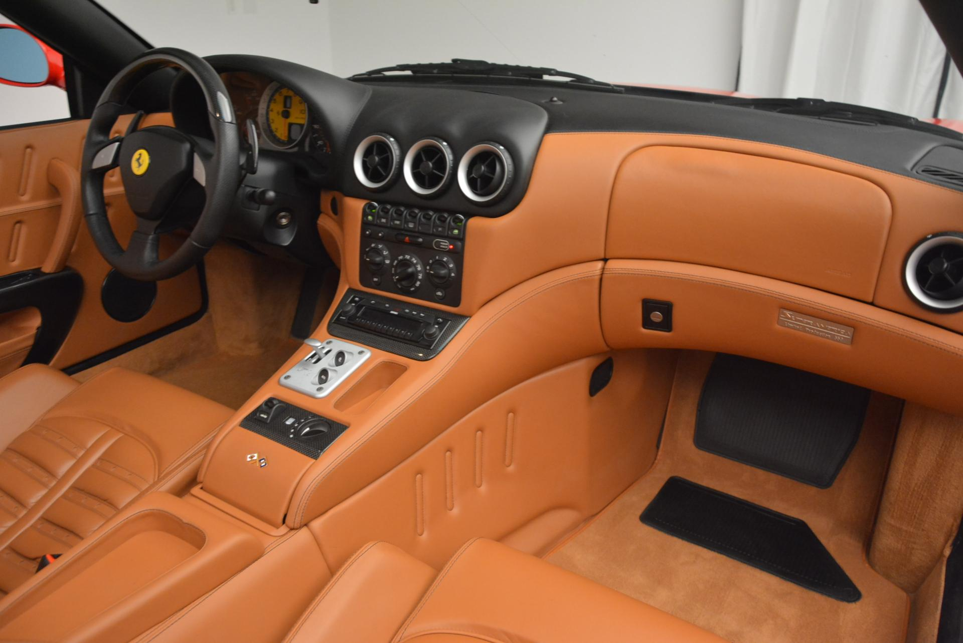 Used 2005 Ferrari Superamerica  For Sale In Greenwich, CT 539_p29