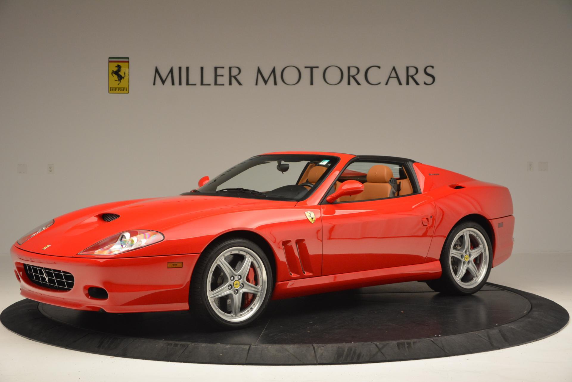 Used 2005 Ferrari Superamerica  For Sale In Greenwich, CT 539_p2