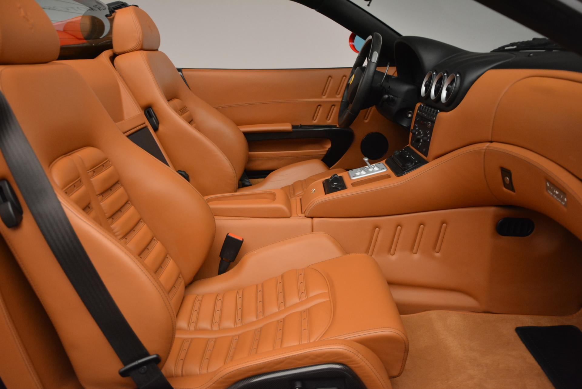 Used 2005 Ferrari Superamerica  For Sale In Greenwich, CT 539_p30