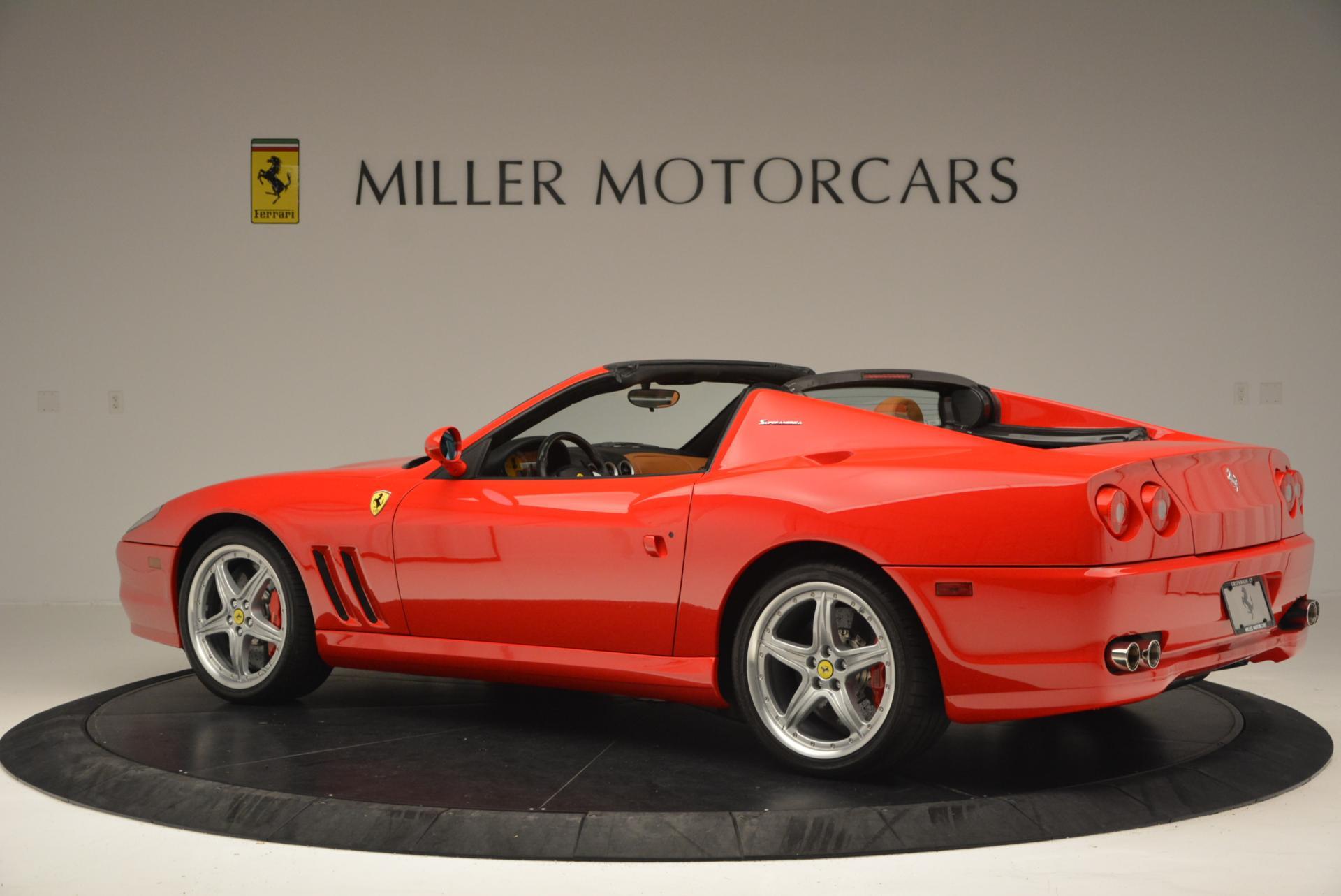 Used 2005 Ferrari Superamerica  For Sale In Greenwich, CT 539_p4