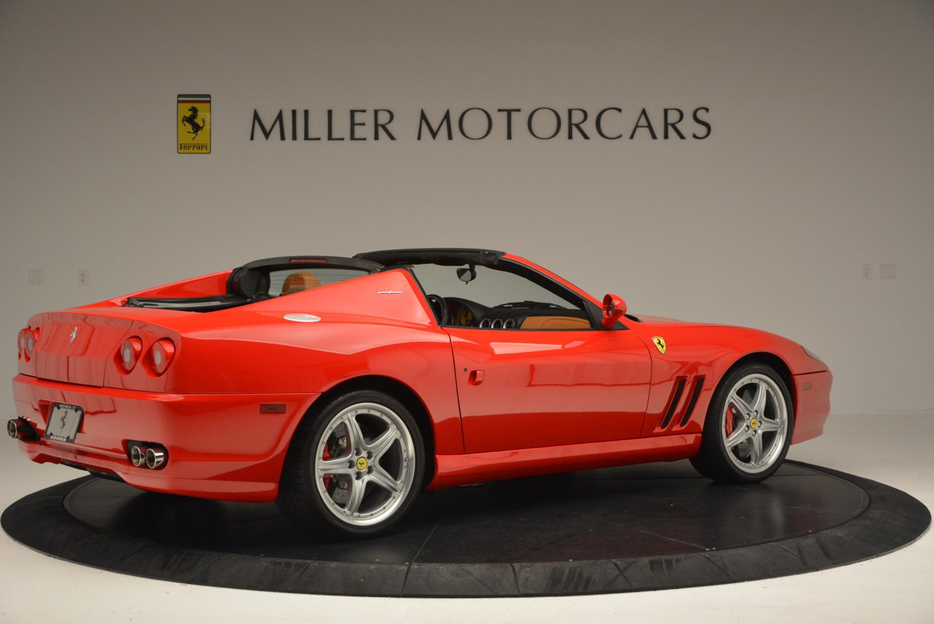 Used 2005 Ferrari Superamerica  For Sale In Greenwich, CT 539_p8