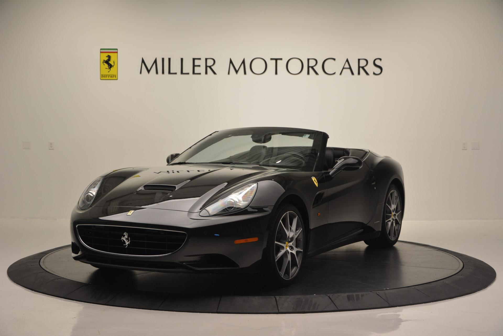 Used 2012 Ferrari California  For Sale In Greenwich, CT 540_main