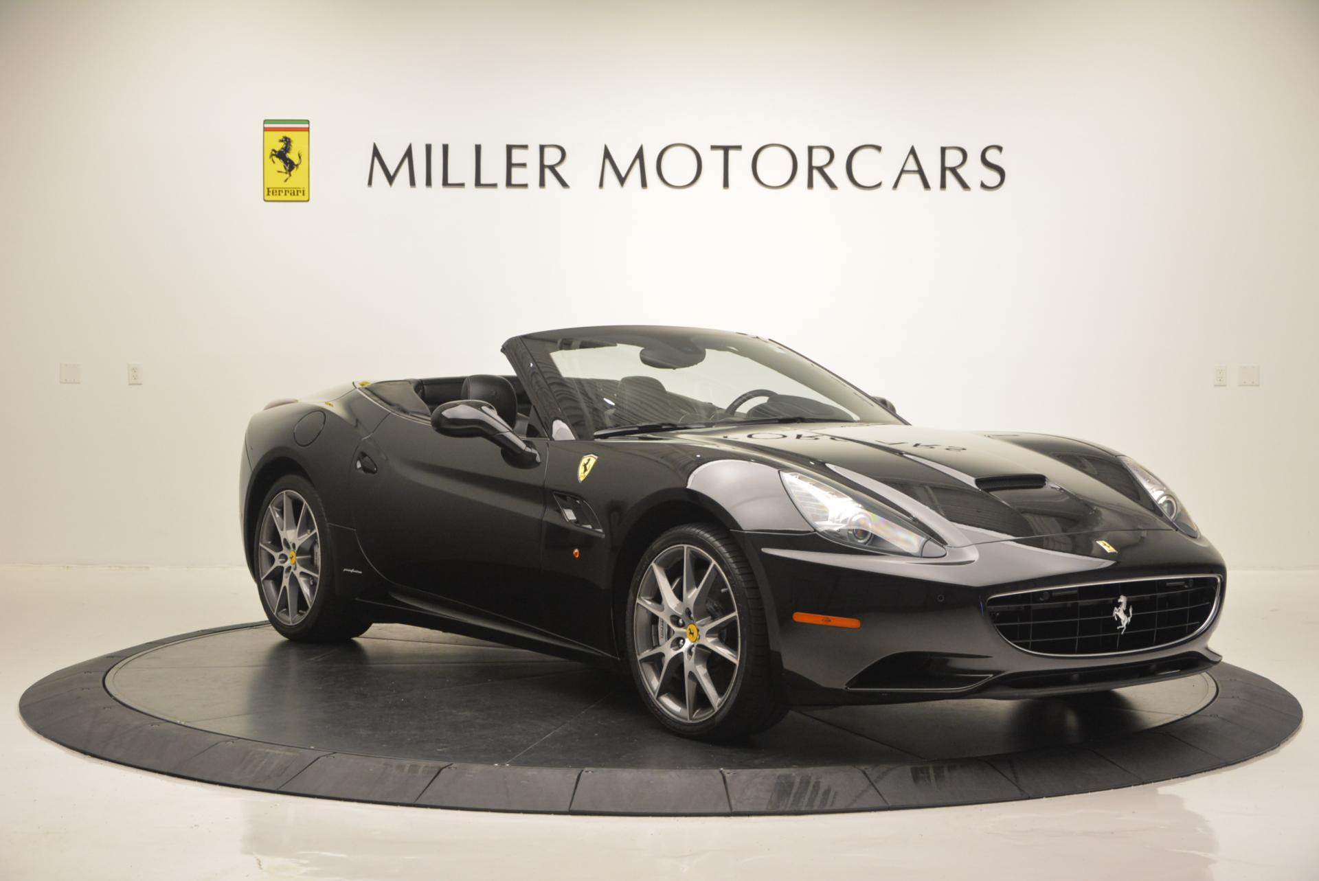 Used 2012 Ferrari California  For Sale In Greenwich, CT 540_p11