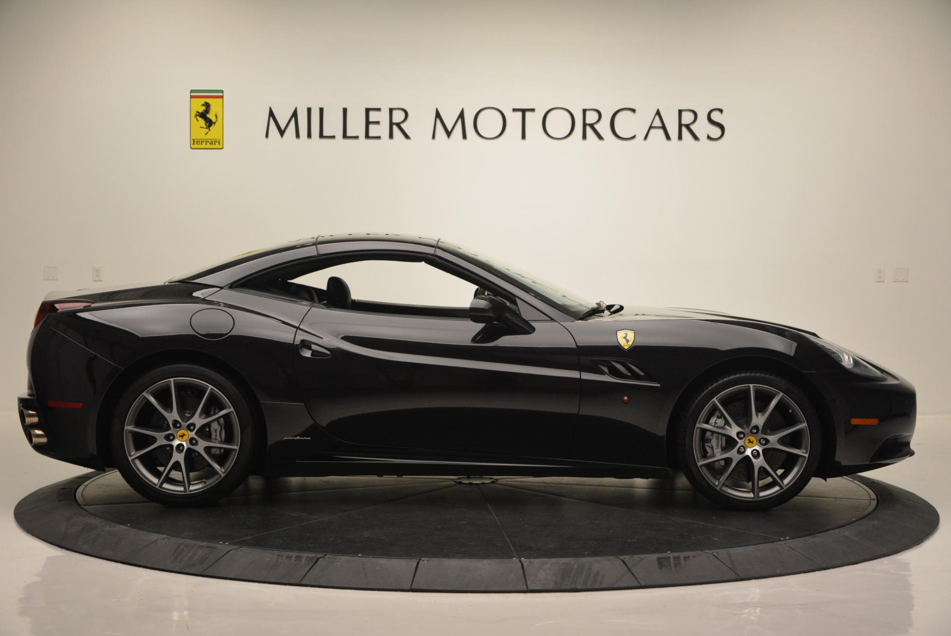 Used 2012 Ferrari California  For Sale In Greenwich, CT 540_p21