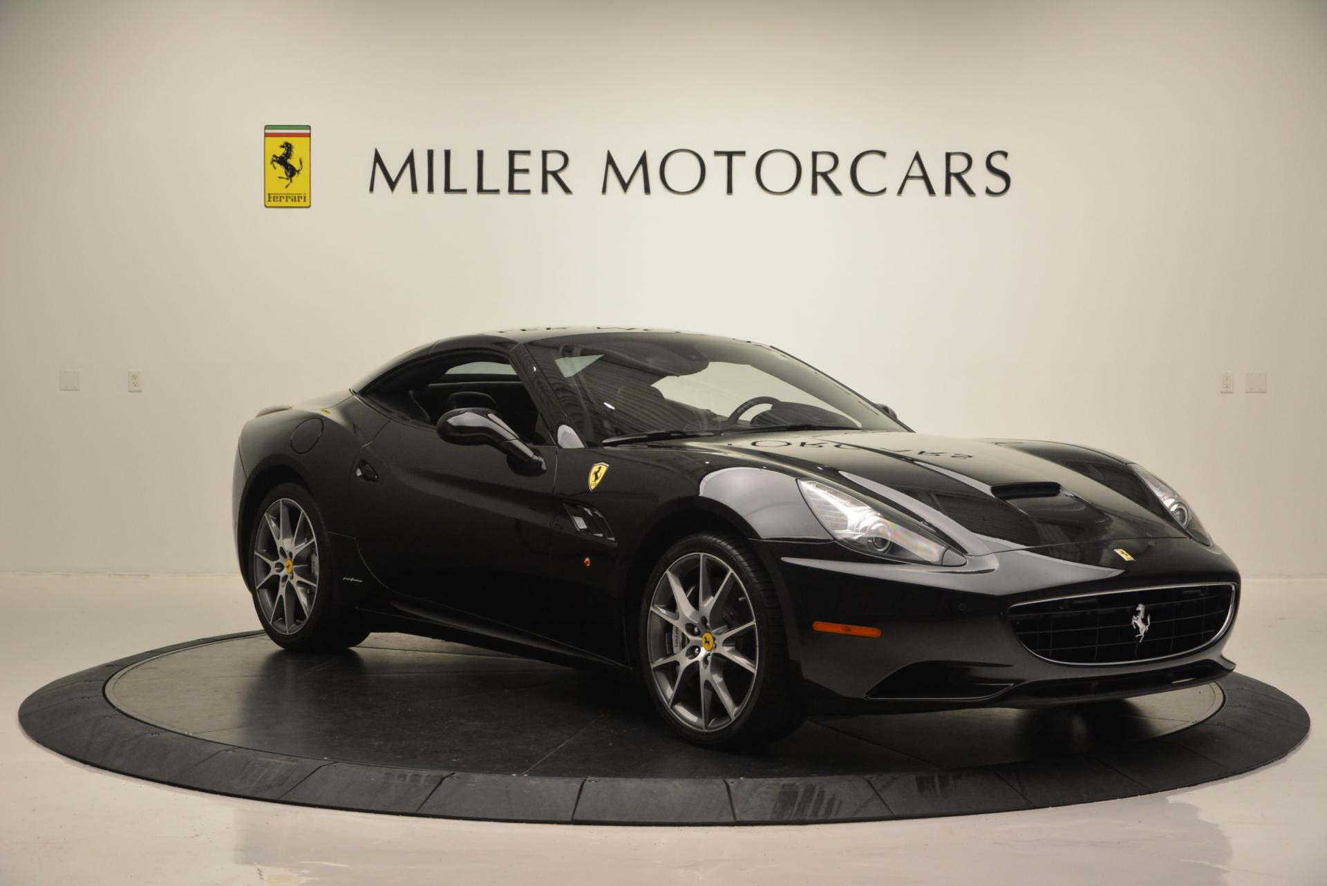 Used 2012 Ferrari California  For Sale In Greenwich, CT 540_p23