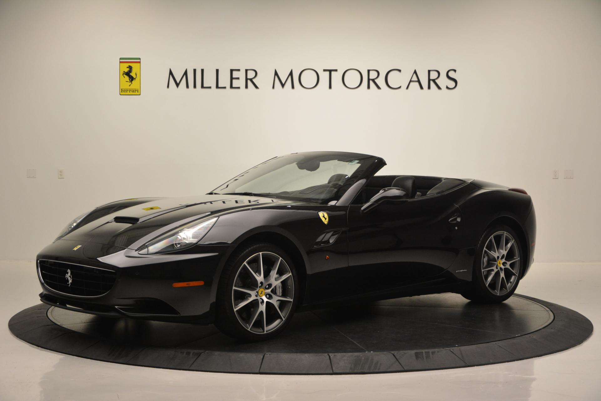 Used 2012 Ferrari California  For Sale In Greenwich, CT 540_p2
