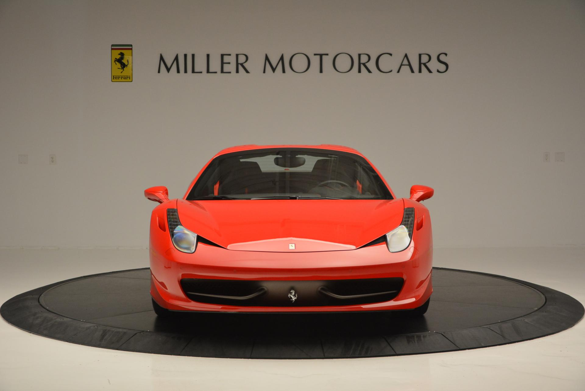 Used 2015 Ferrari 458 Spider  For Sale In Greenwich, CT 542_p24