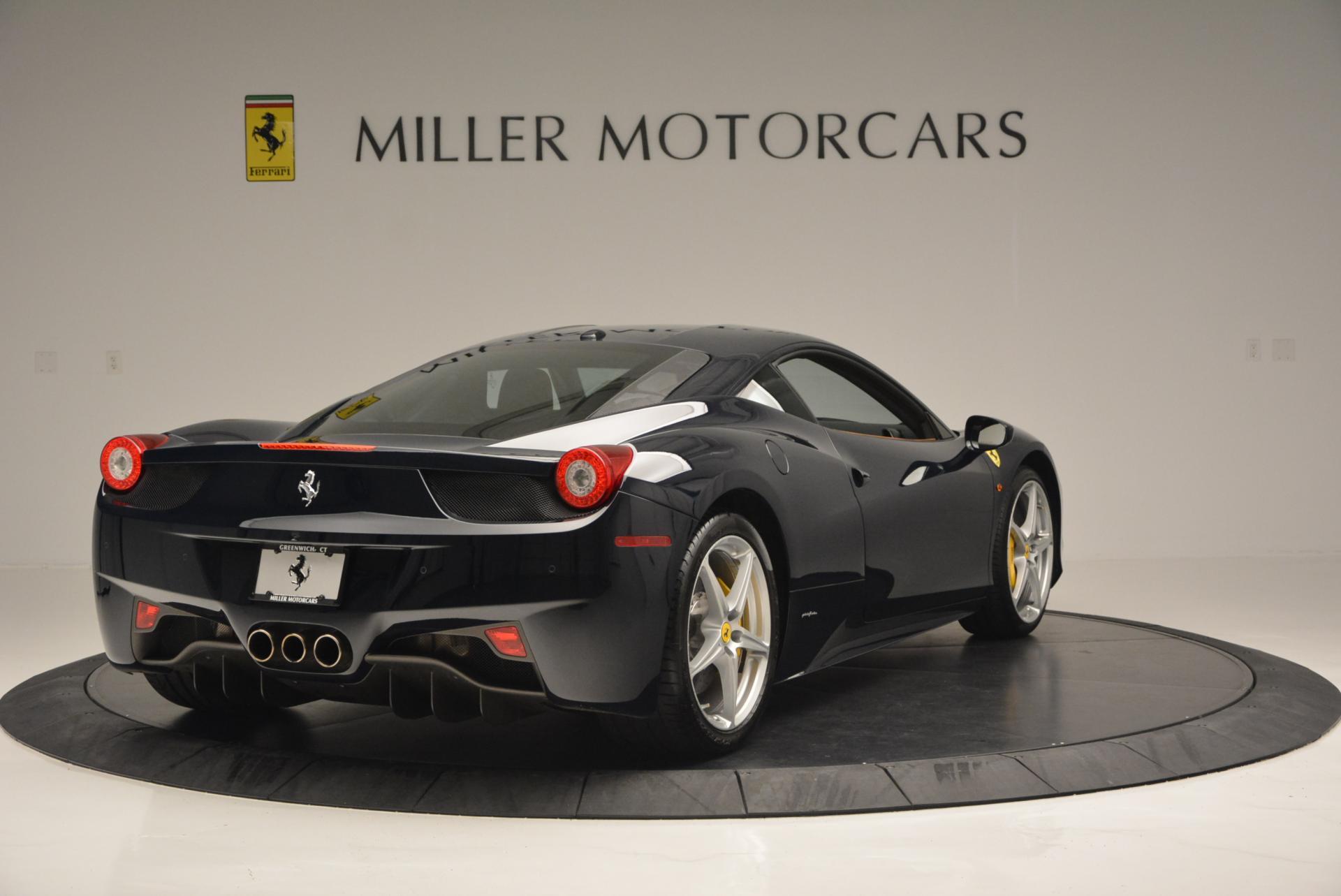 Used 2010 Ferrari 458 Italia  For Sale In Greenwich, CT 543_p7