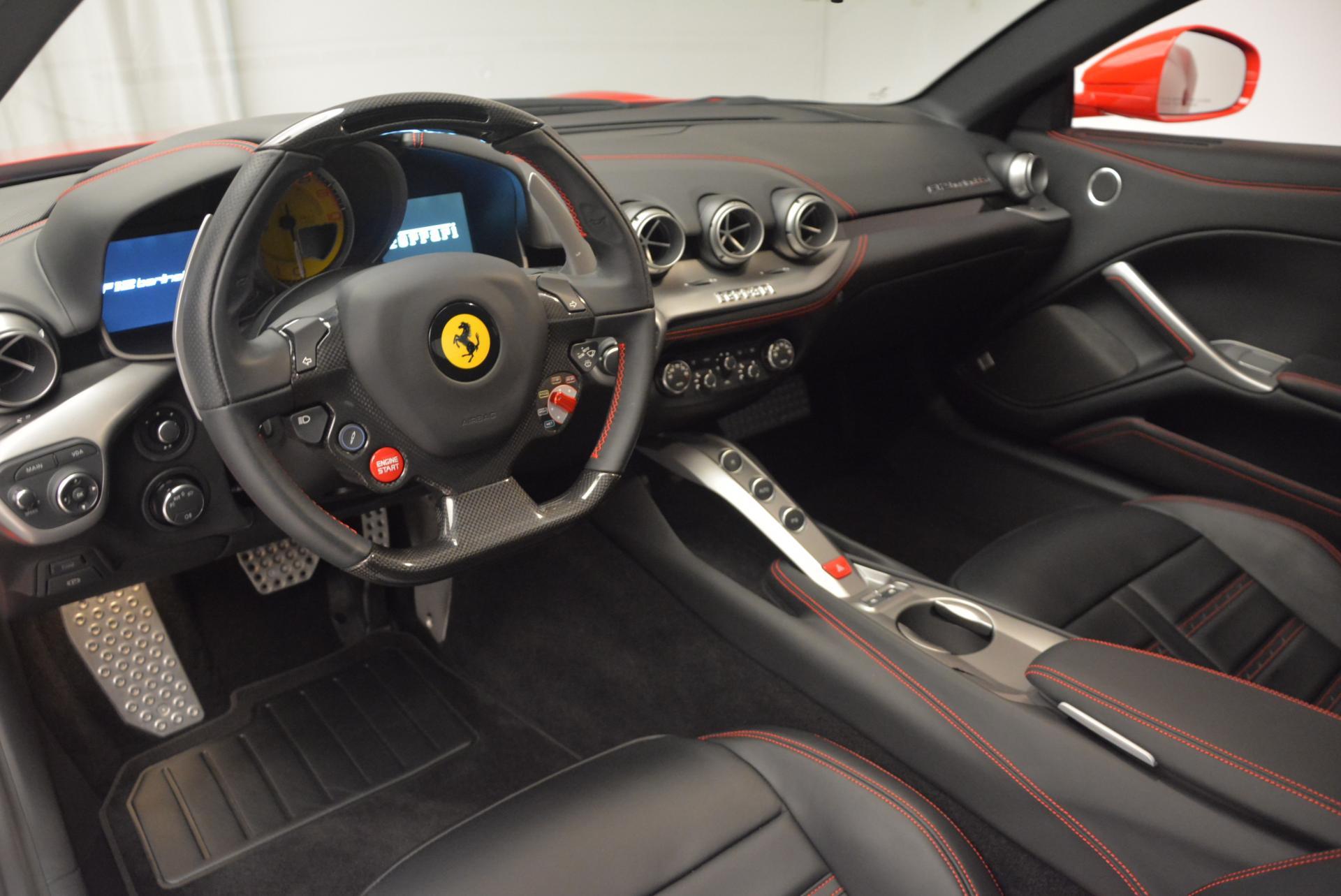 Used 2015 Ferrari F12 Berlinetta  For Sale In Greenwich, CT 545_p12