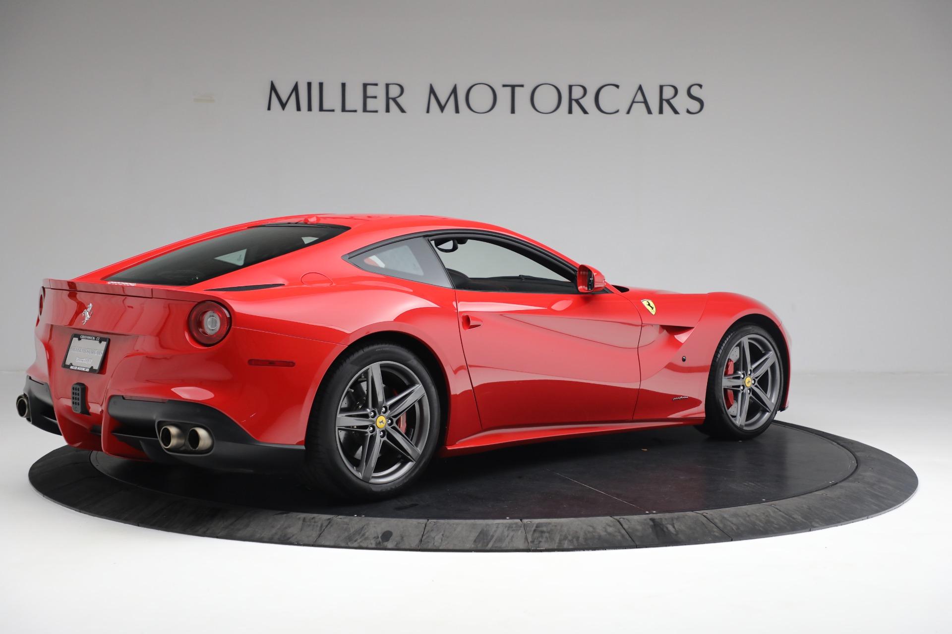 Used 2015 Ferrari F12 Berlinetta  For Sale In Greenwich, CT 545_p7