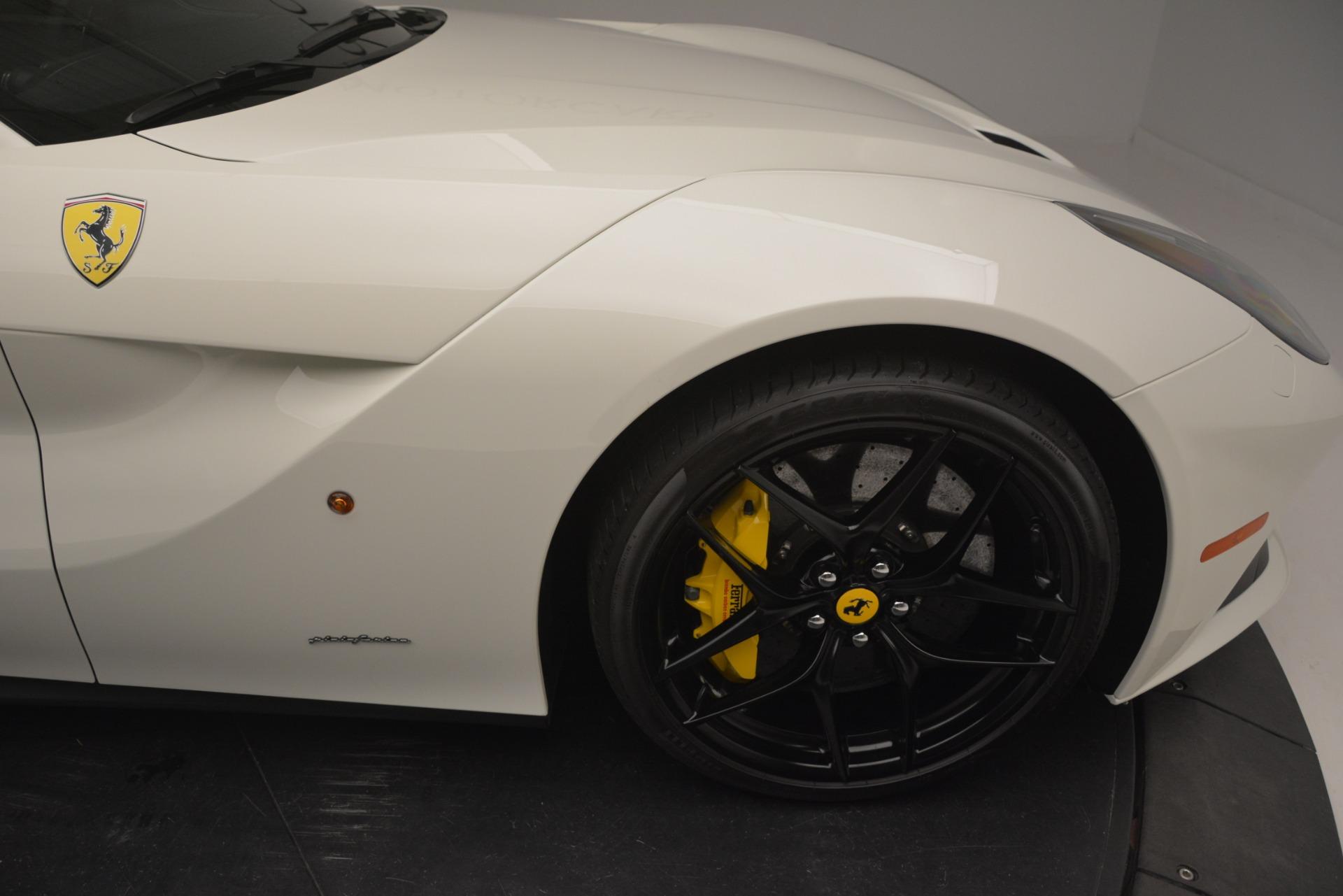 Used 2015 Ferrari F12 Berlinetta  For Sale In Greenwich, CT 546_p13