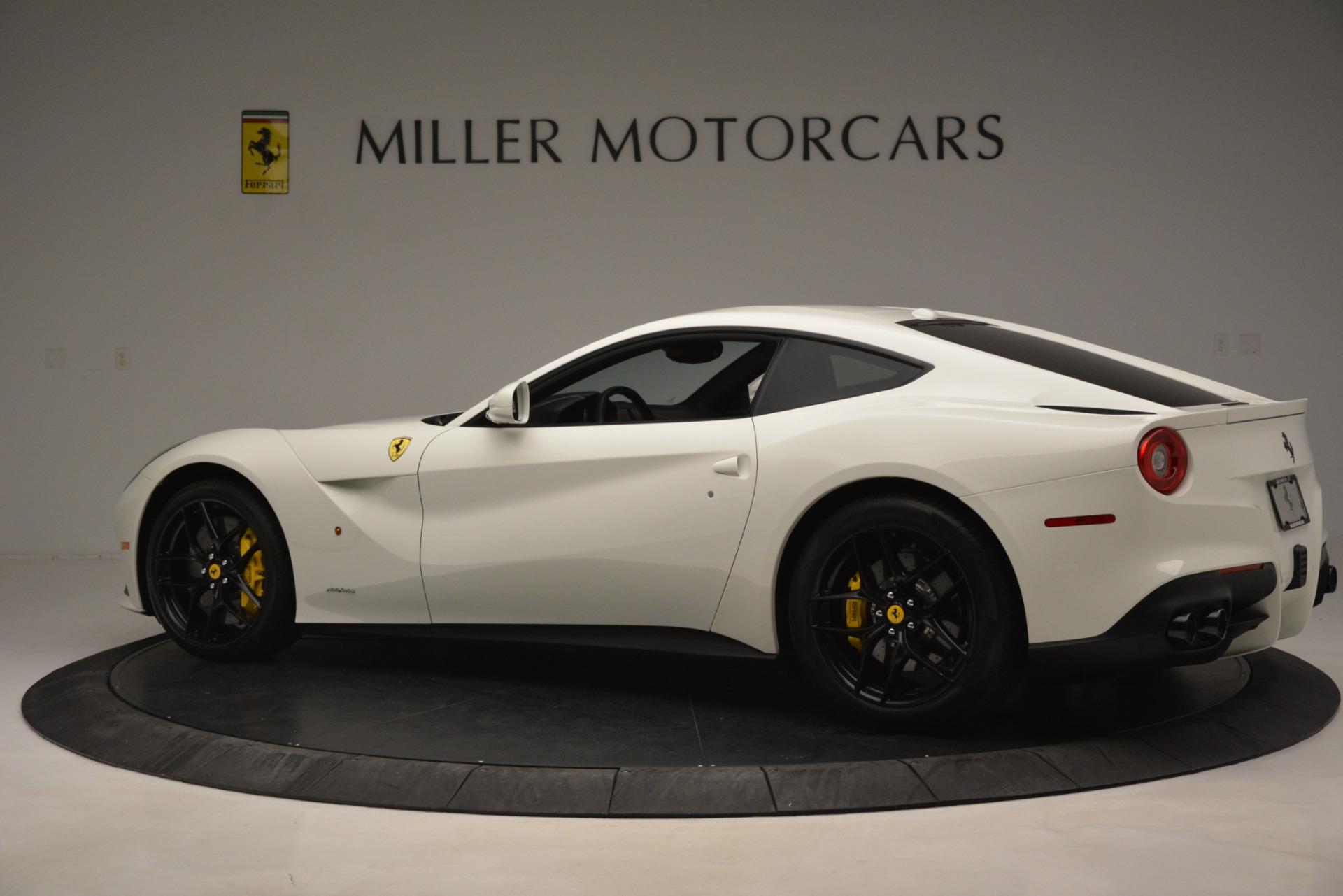Used 2015 Ferrari F12 Berlinetta  For Sale In Greenwich, CT 546_p4