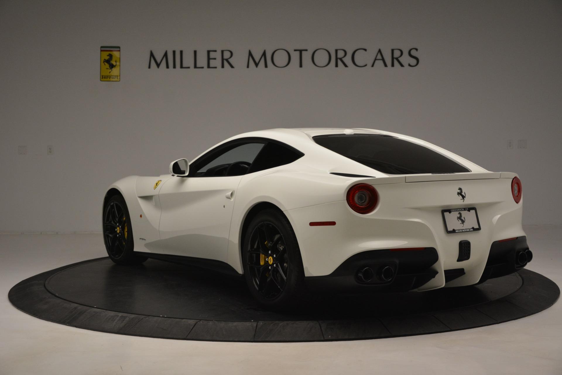 Used 2015 Ferrari F12 Berlinetta  For Sale In Greenwich, CT 546_p5