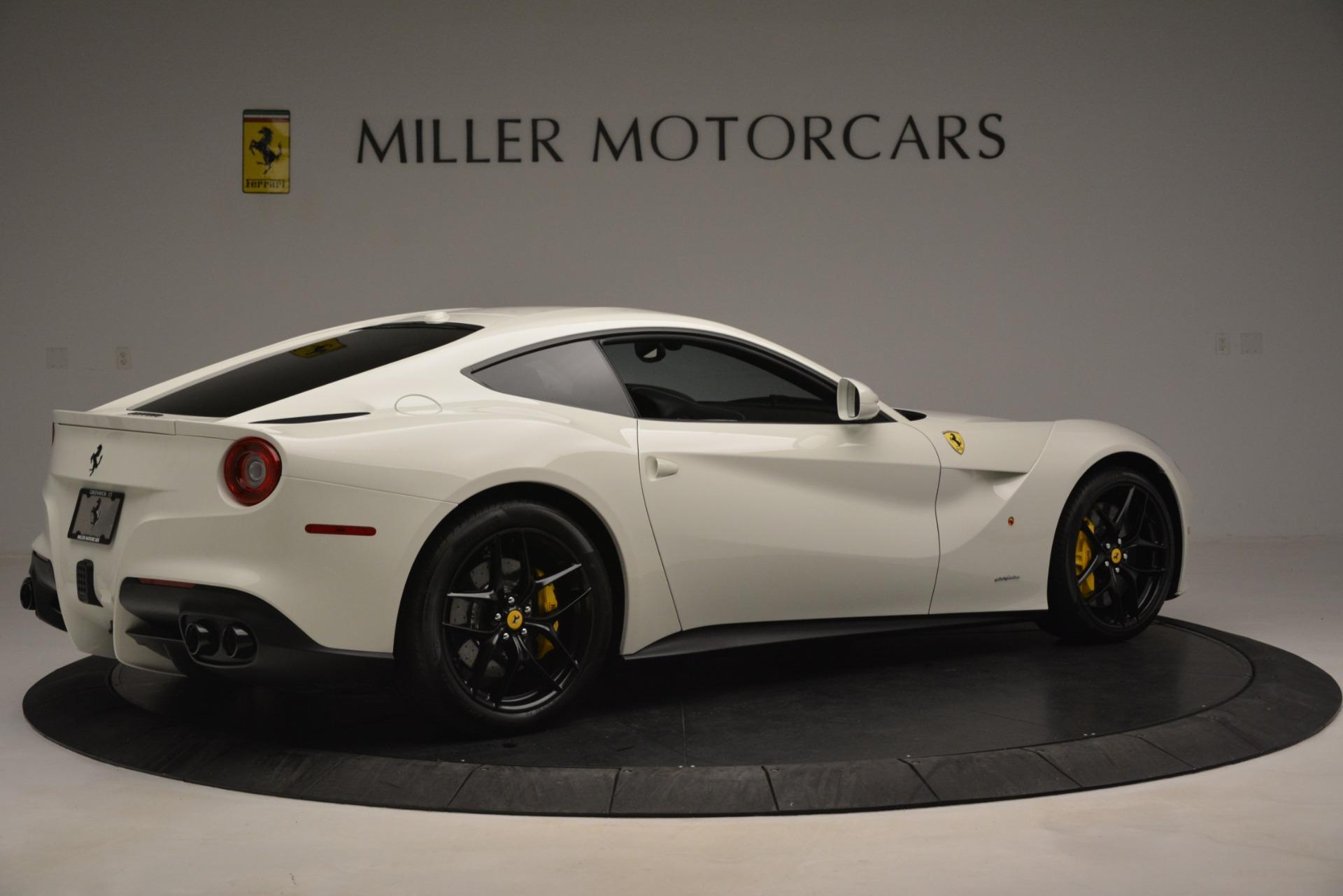 Used 2015 Ferrari F12 Berlinetta  For Sale In Greenwich, CT 546_p8