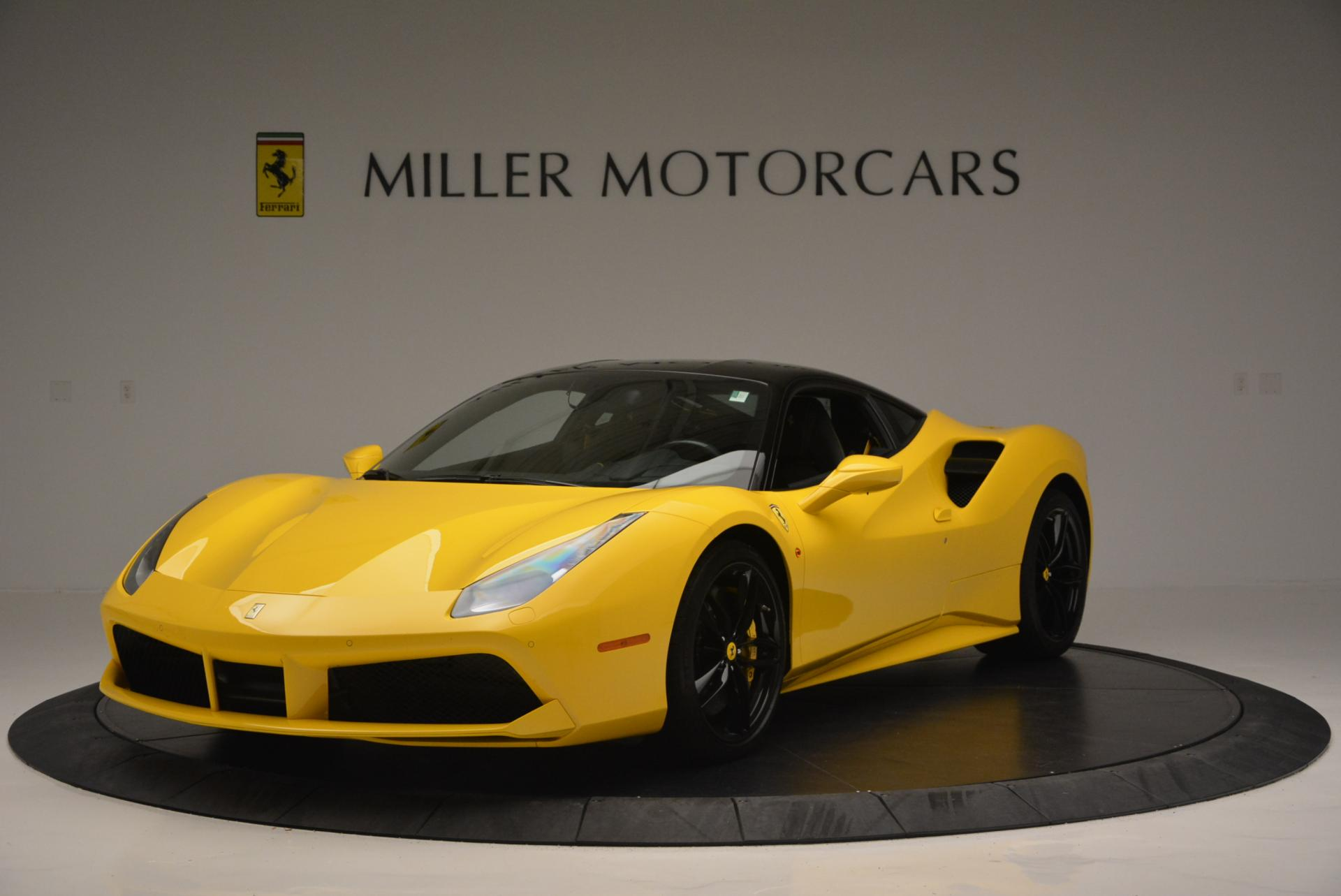 Used 2016 Ferrari 488 GTB  For Sale In Greenwich, CT