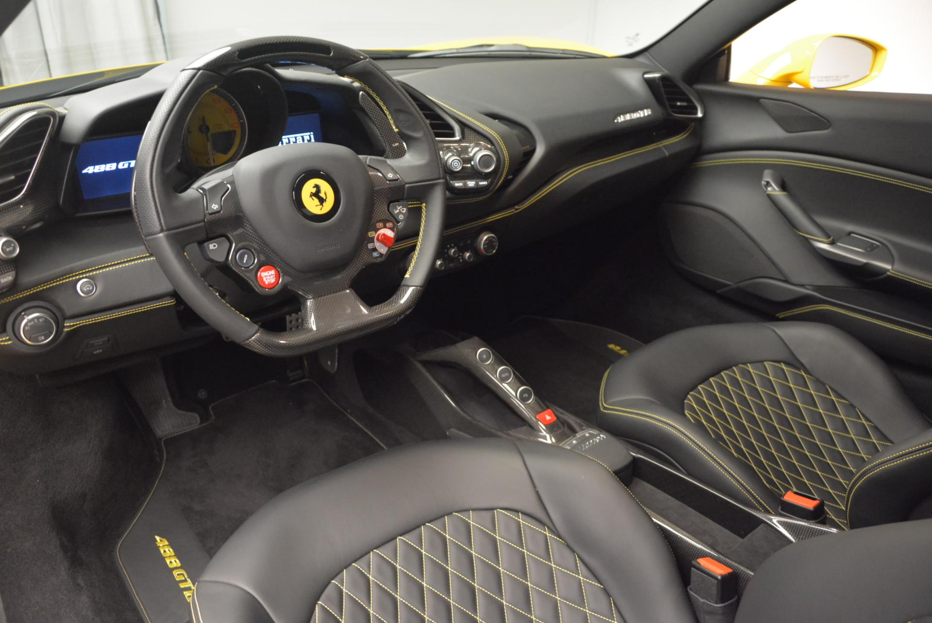 Used 2016 Ferrari 488 GTB  For Sale In Greenwich, CT 547_p13