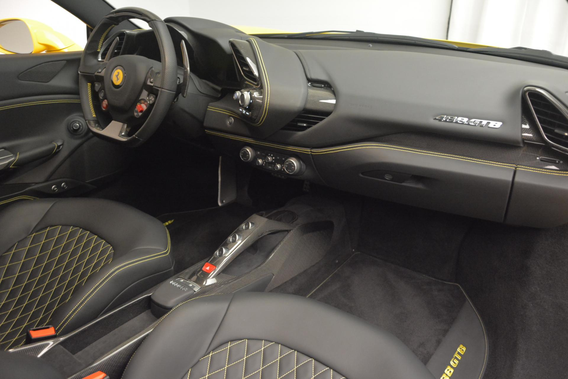 Used 2016 Ferrari 488 GTB  For Sale In Greenwich, CT 547_p17
