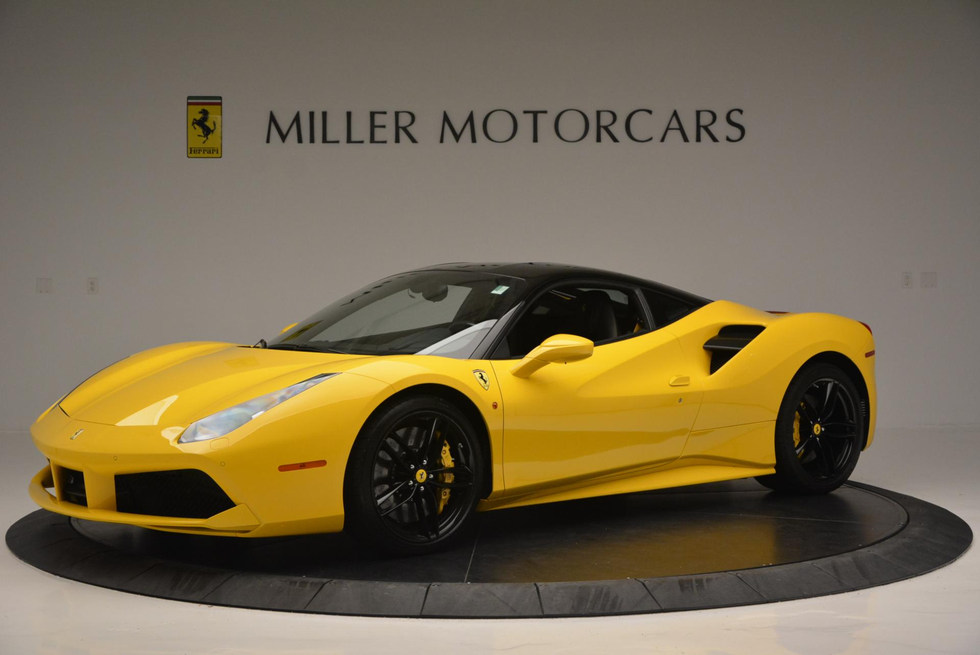 Used 2016 Ferrari 488 GTB  For Sale In Greenwich, CT 547_p2
