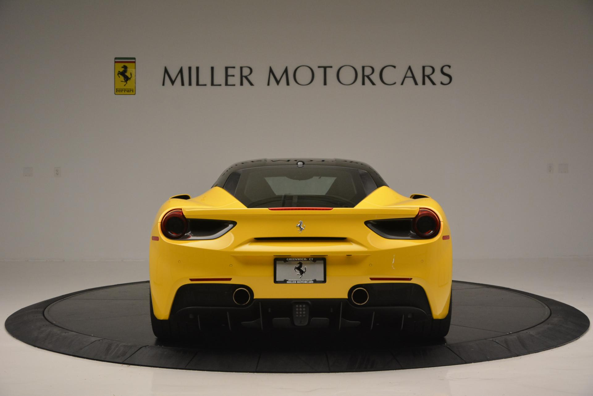 Used 2016 Ferrari 488 GTB  For Sale In Greenwich, CT 547_p6