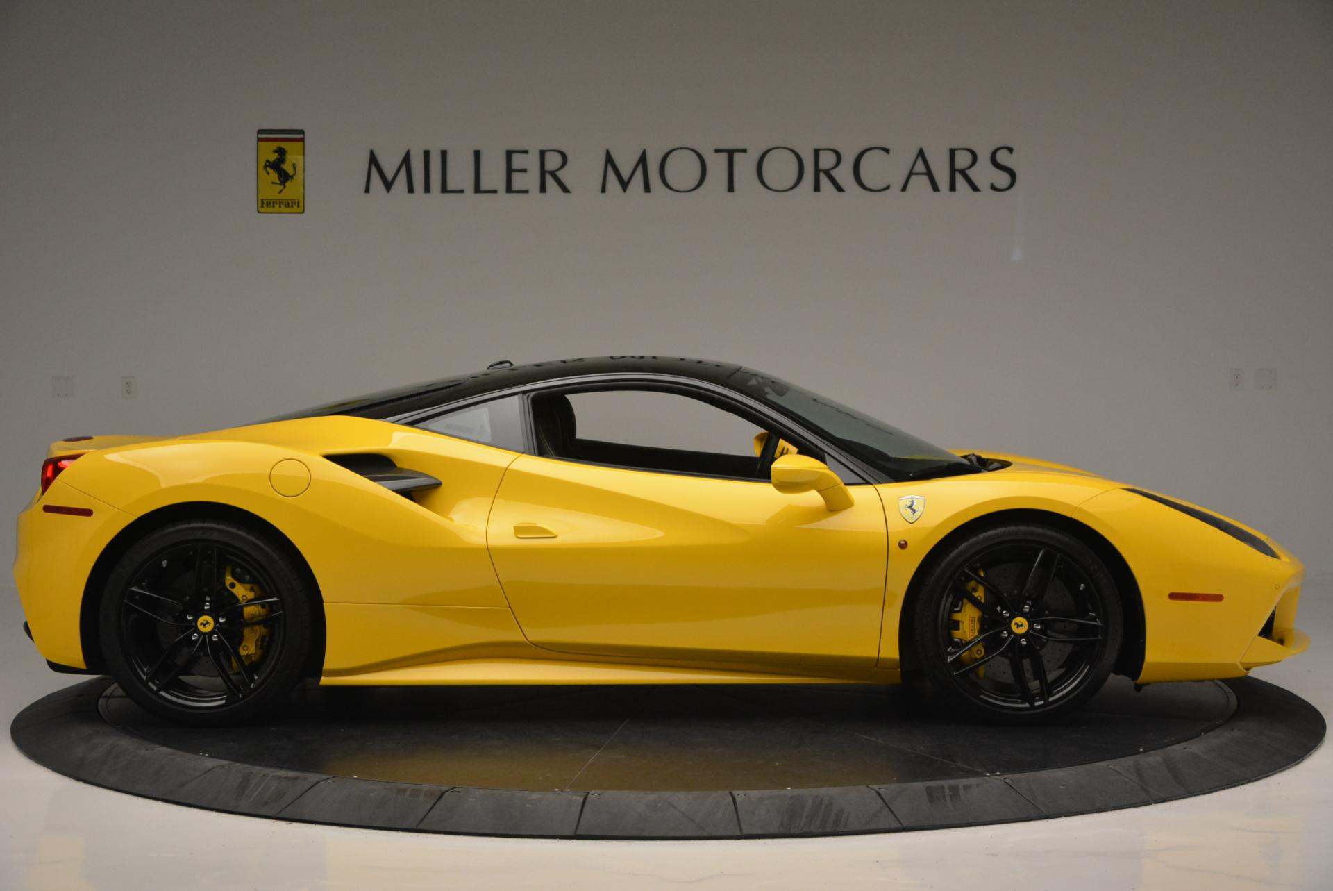 Used 2016 Ferrari 488 GTB  For Sale In Greenwich, CT 547_p9