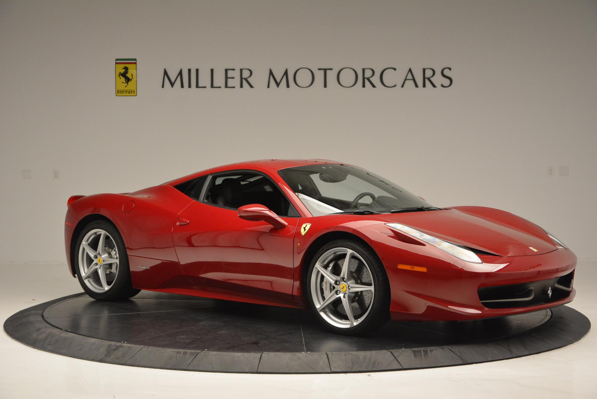Used 2011 Ferrari 458 Italia  For Sale In Greenwich, CT 551_p10