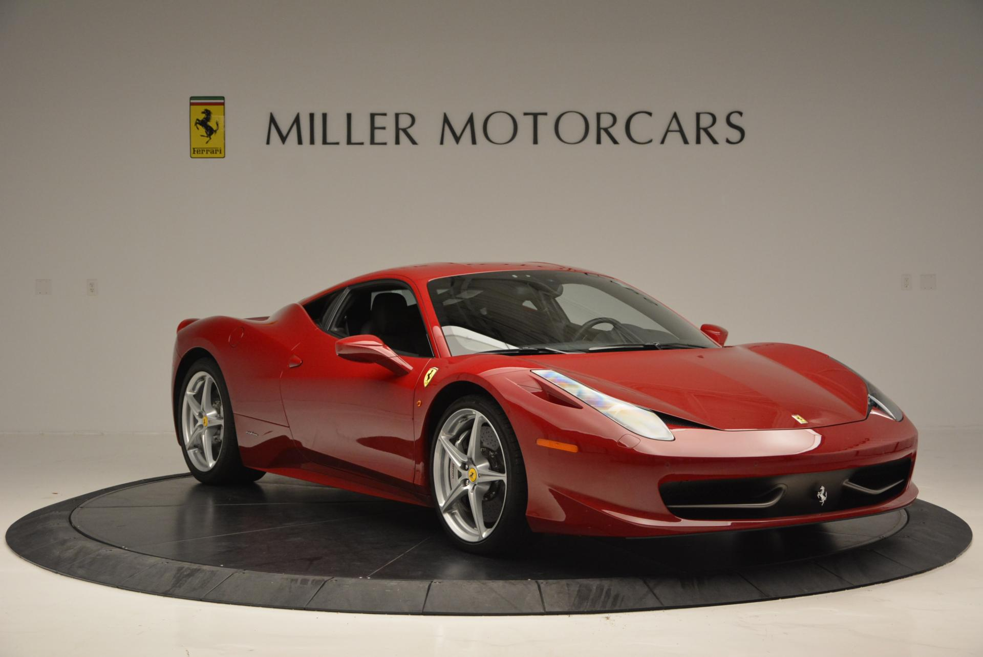 Used 2011 Ferrari 458 Italia  For Sale In Greenwich, CT 551_p11