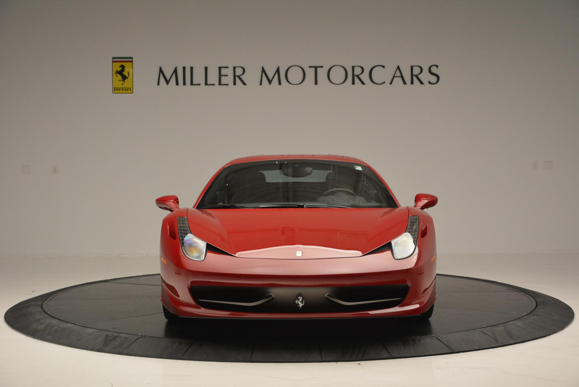 Used 2011 Ferrari 458 Italia  For Sale In Greenwich, CT 551_p12