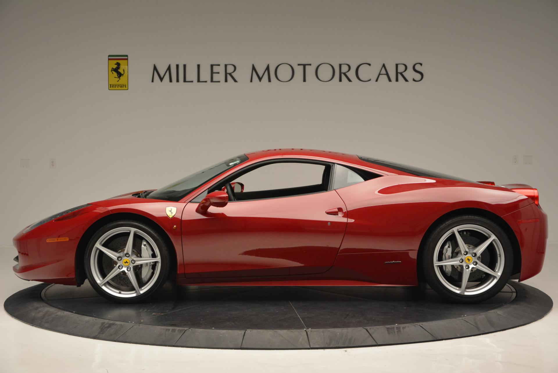 Used 2011 Ferrari 458 Italia  For Sale In Greenwich, CT 551_p3