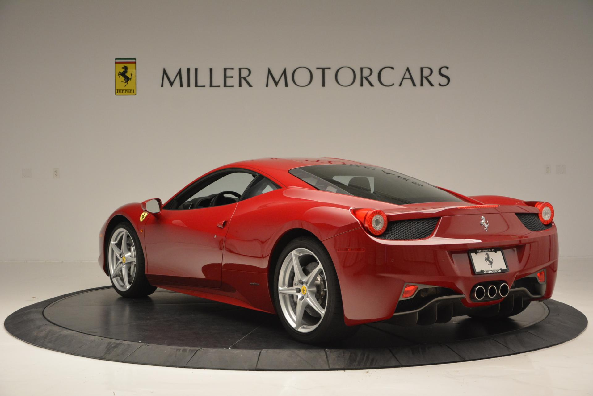 Used 2011 Ferrari 458 Italia  For Sale In Greenwich, CT 551_p5