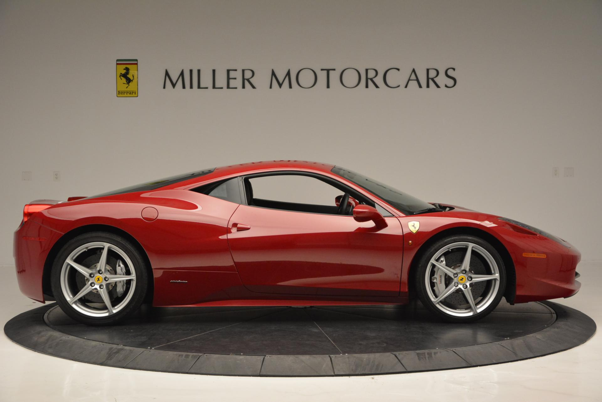 Used 2011 Ferrari 458 Italia  For Sale In Greenwich, CT 551_p9
