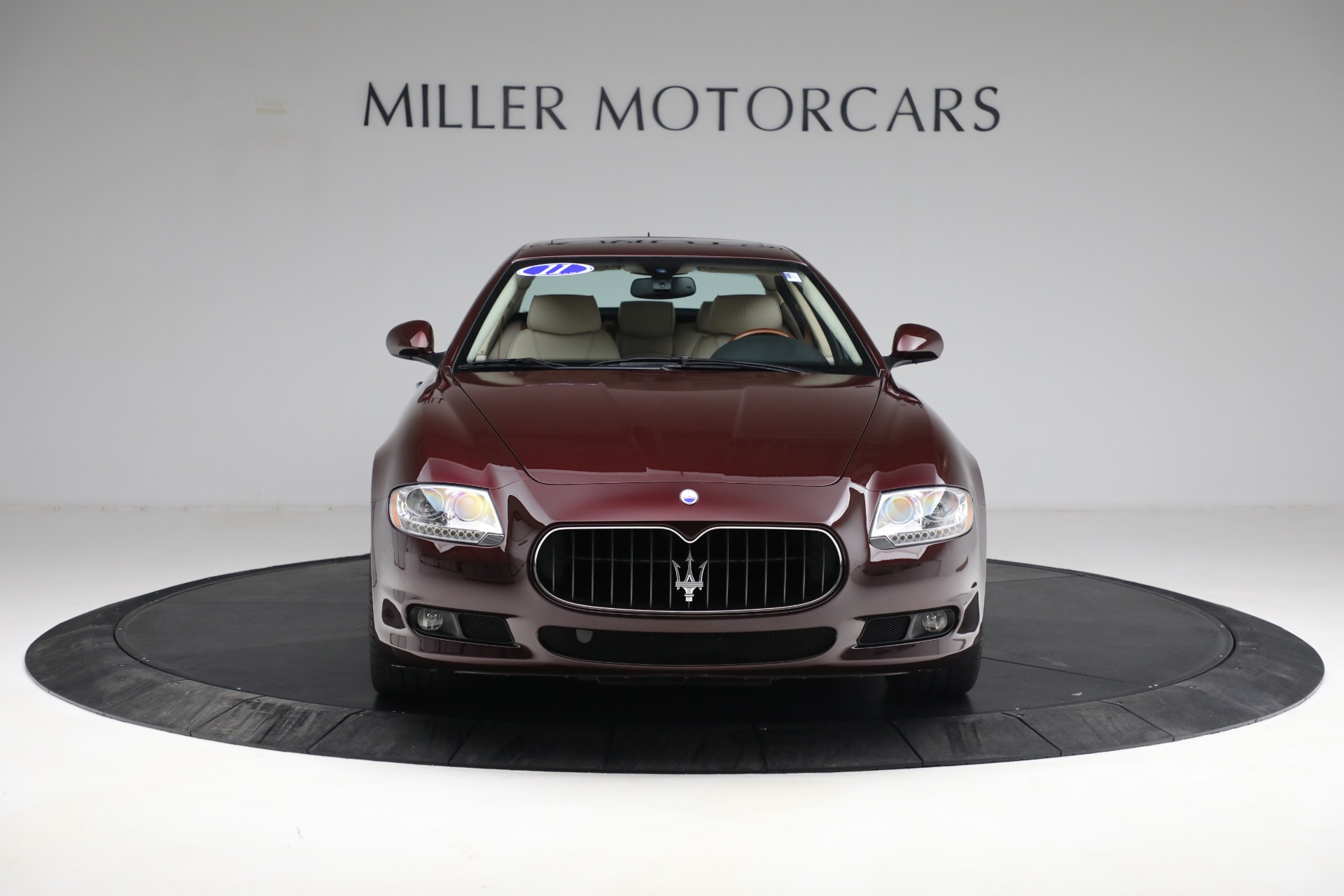 Used 2011 Maserati Quattroporte  For Sale In Greenwich, CT 552_p13