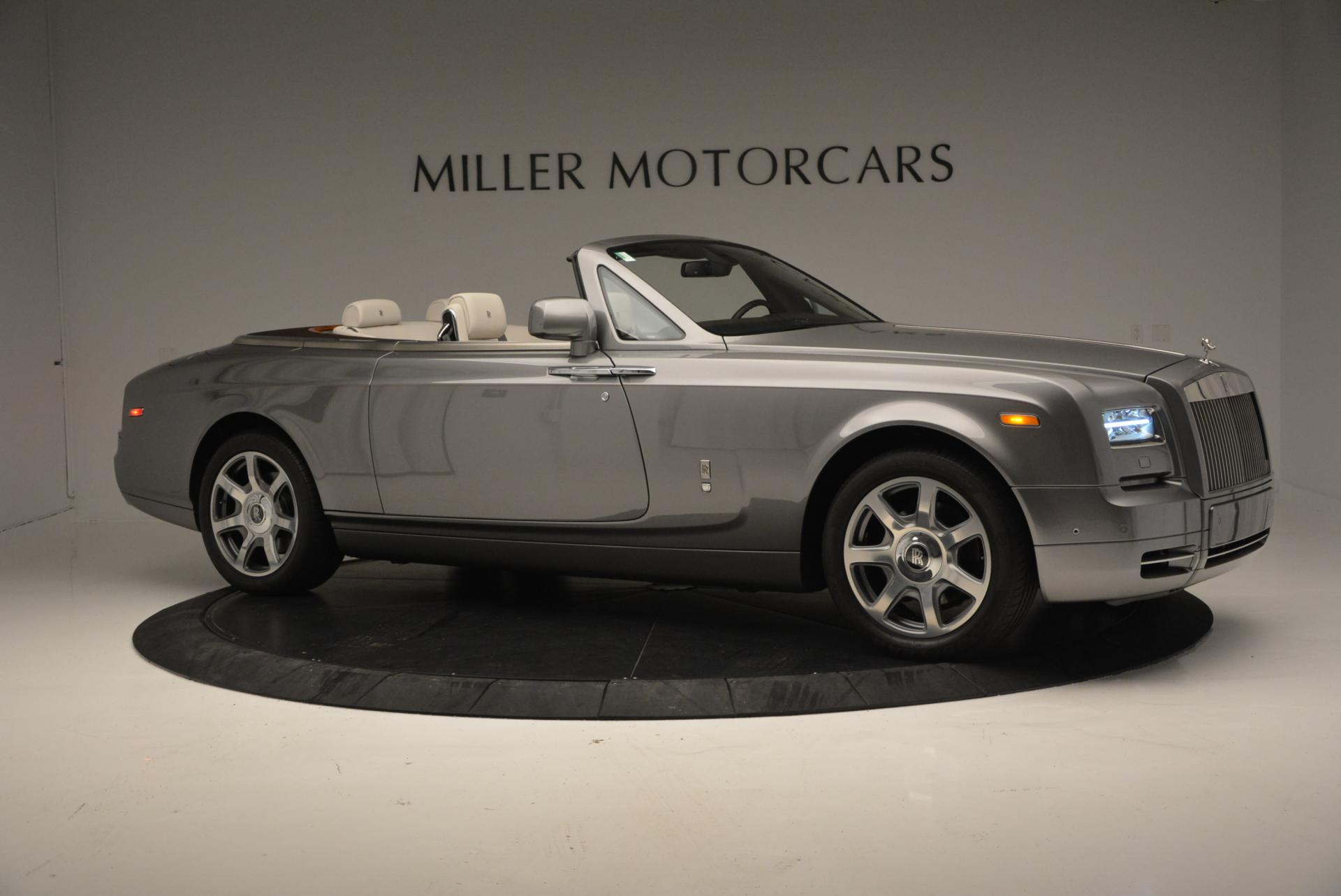 Used 2015 Rolls-Royce Phantom Drophead Coupe  For Sale In Greenwich, CT 554_p10