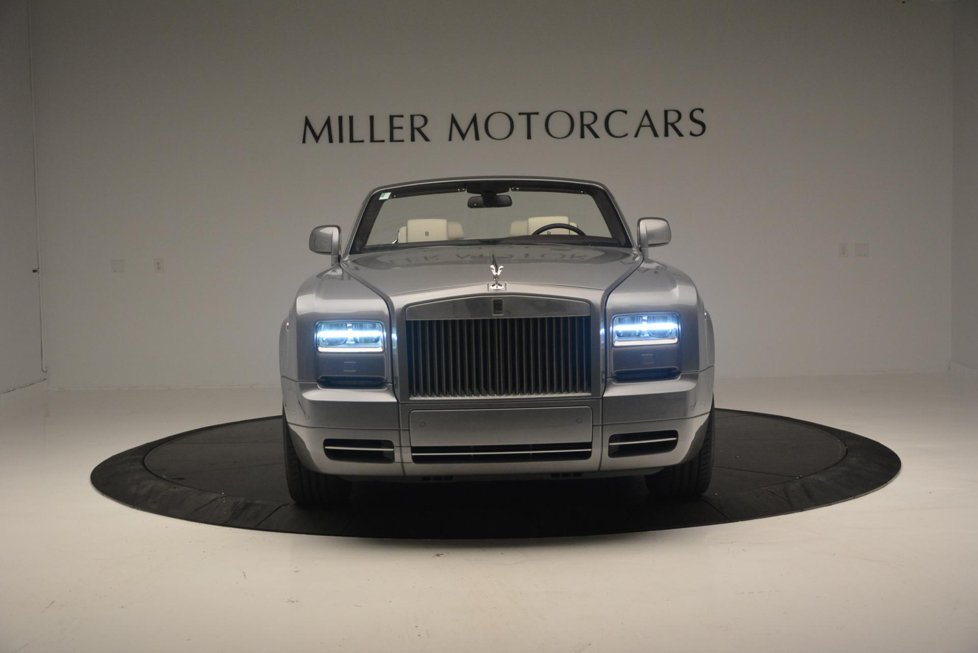 Used 2015 Rolls-Royce Phantom Drophead Coupe  For Sale In Greenwich, CT 554_p12