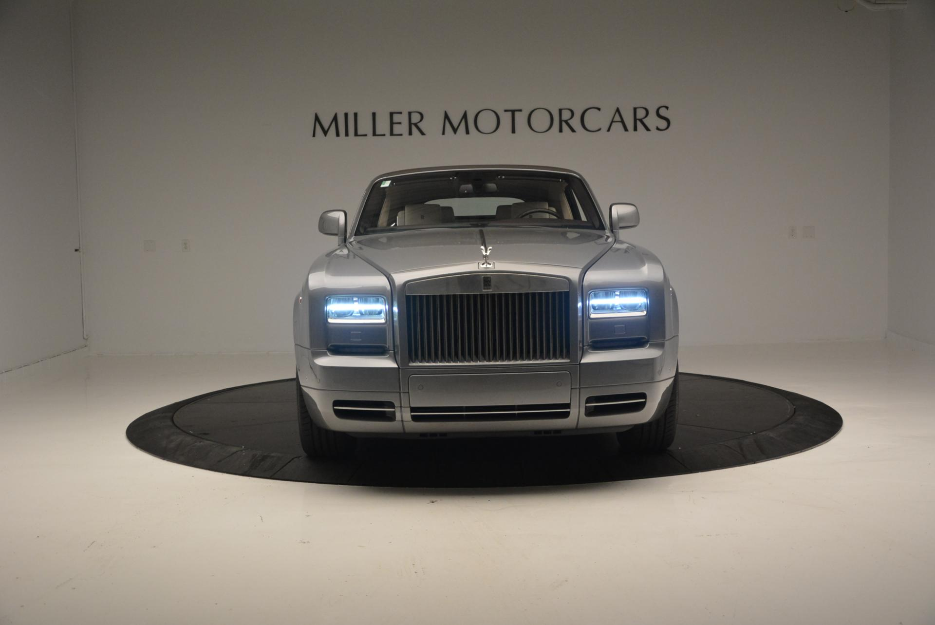 Used 2015 Rolls-Royce Phantom Drophead Coupe  For Sale In Greenwich, CT 554_p13