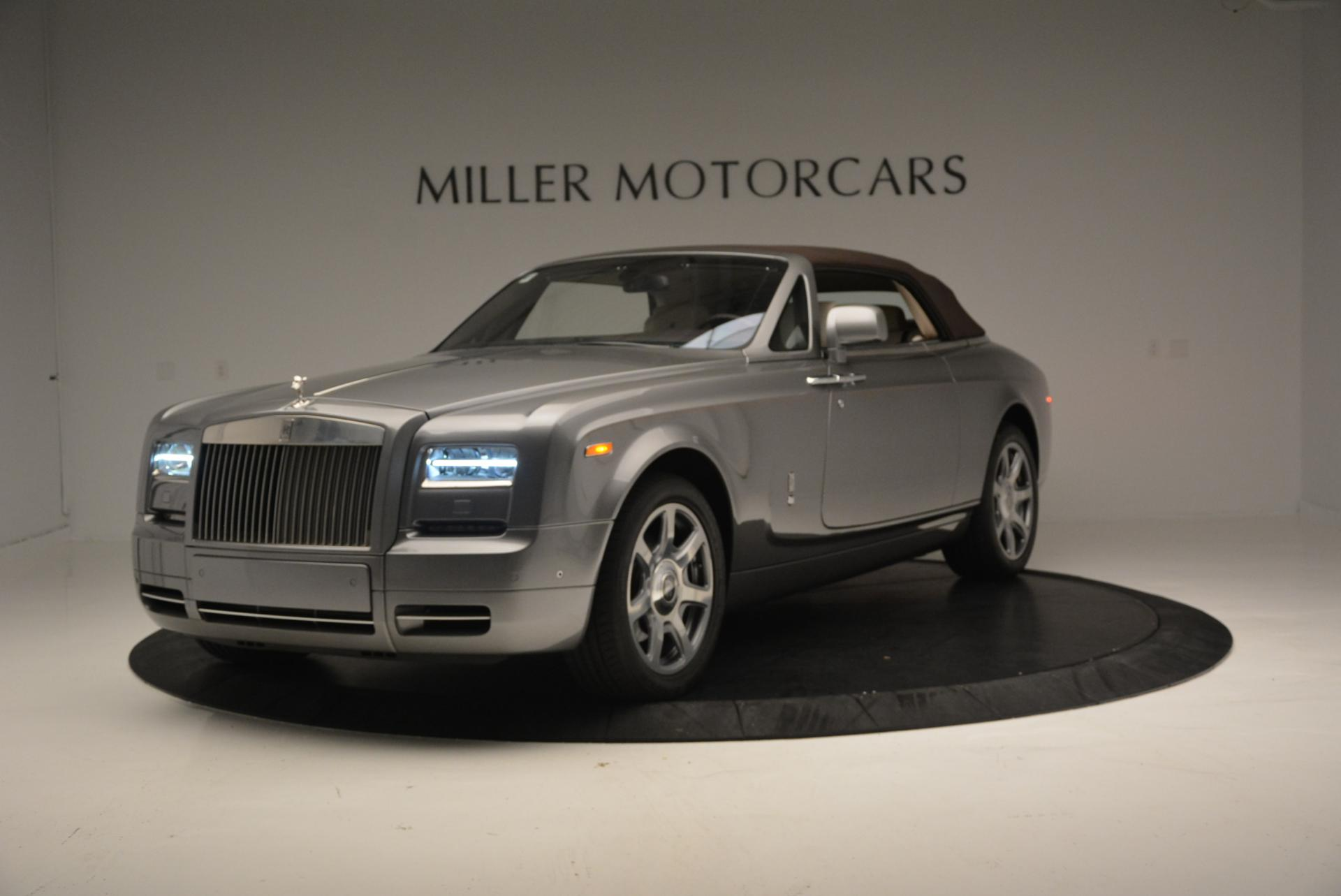 Used 2015 Rolls-Royce Phantom Drophead Coupe  For Sale In Greenwich, CT 554_p14