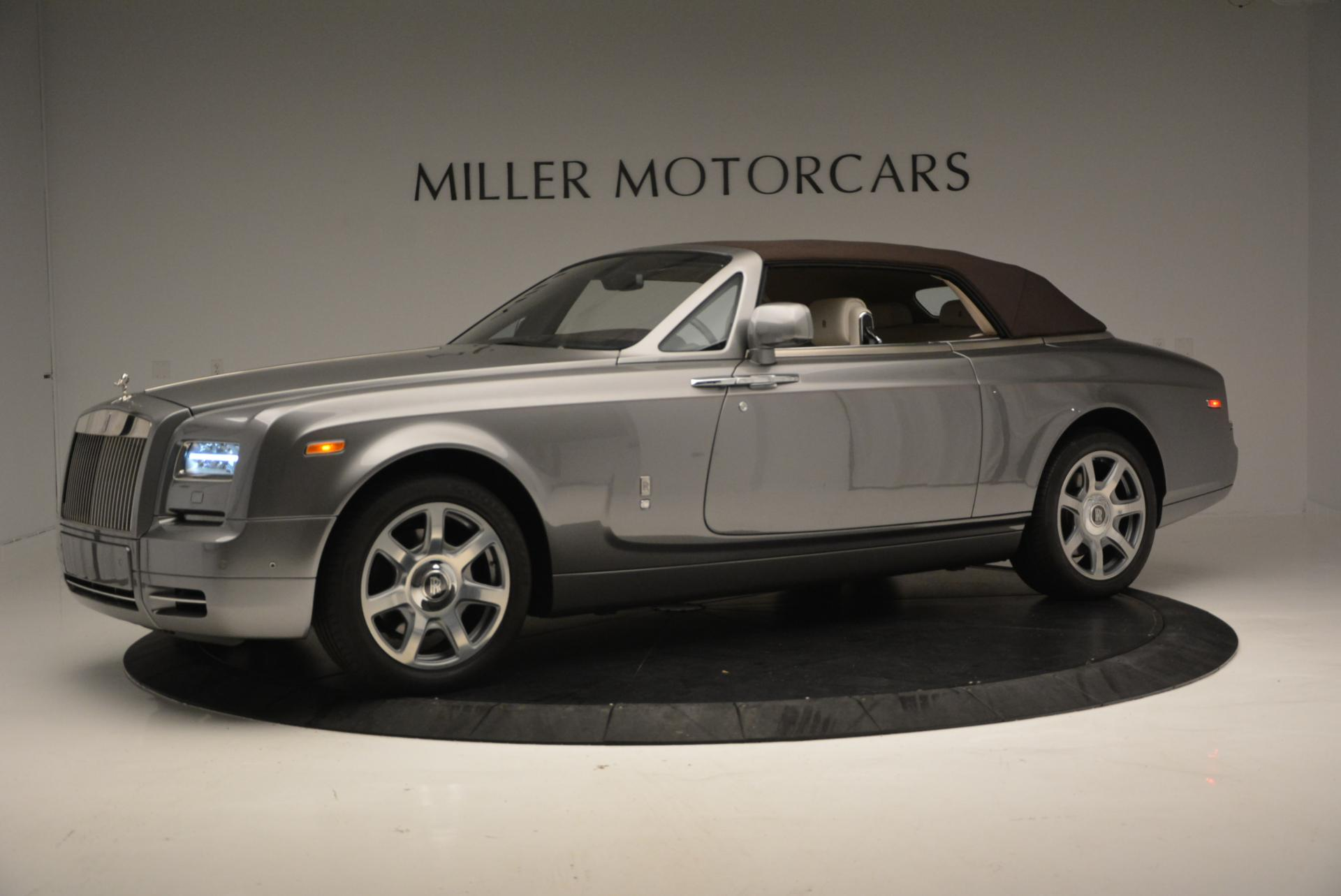 Used 2015 Rolls-Royce Phantom Drophead Coupe  For Sale In Greenwich, CT 554_p15