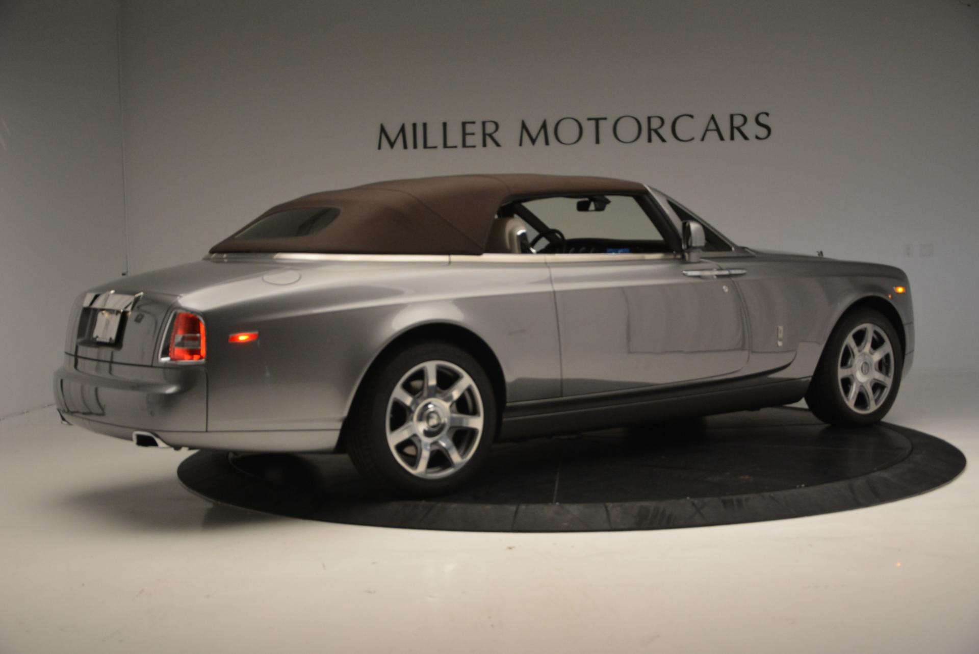 Used 2015 Rolls-Royce Phantom Drophead Coupe  For Sale In Greenwich, CT 554_p21