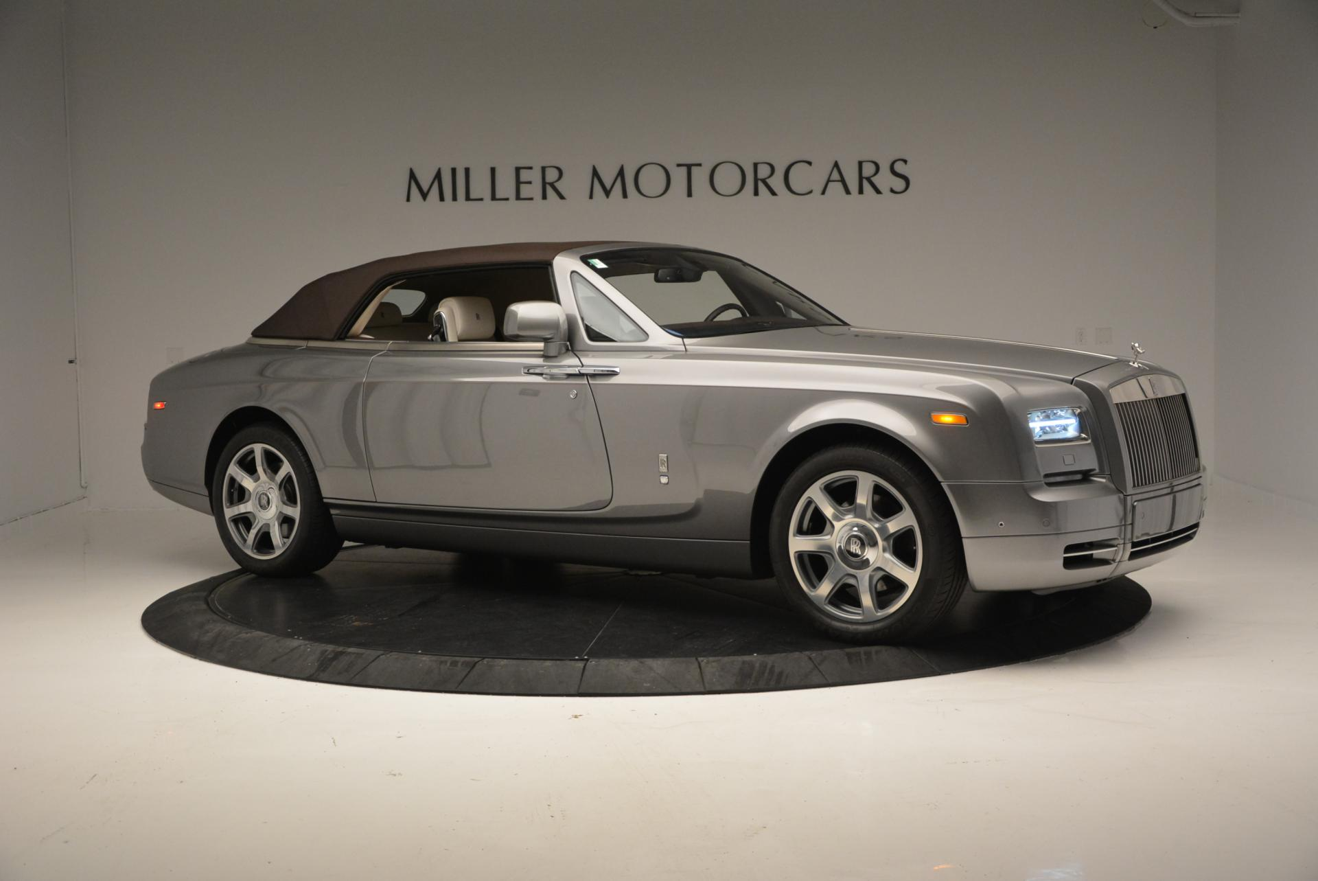 Used 2015 Rolls-Royce Phantom Drophead Coupe  For Sale In Greenwich, CT 554_p23
